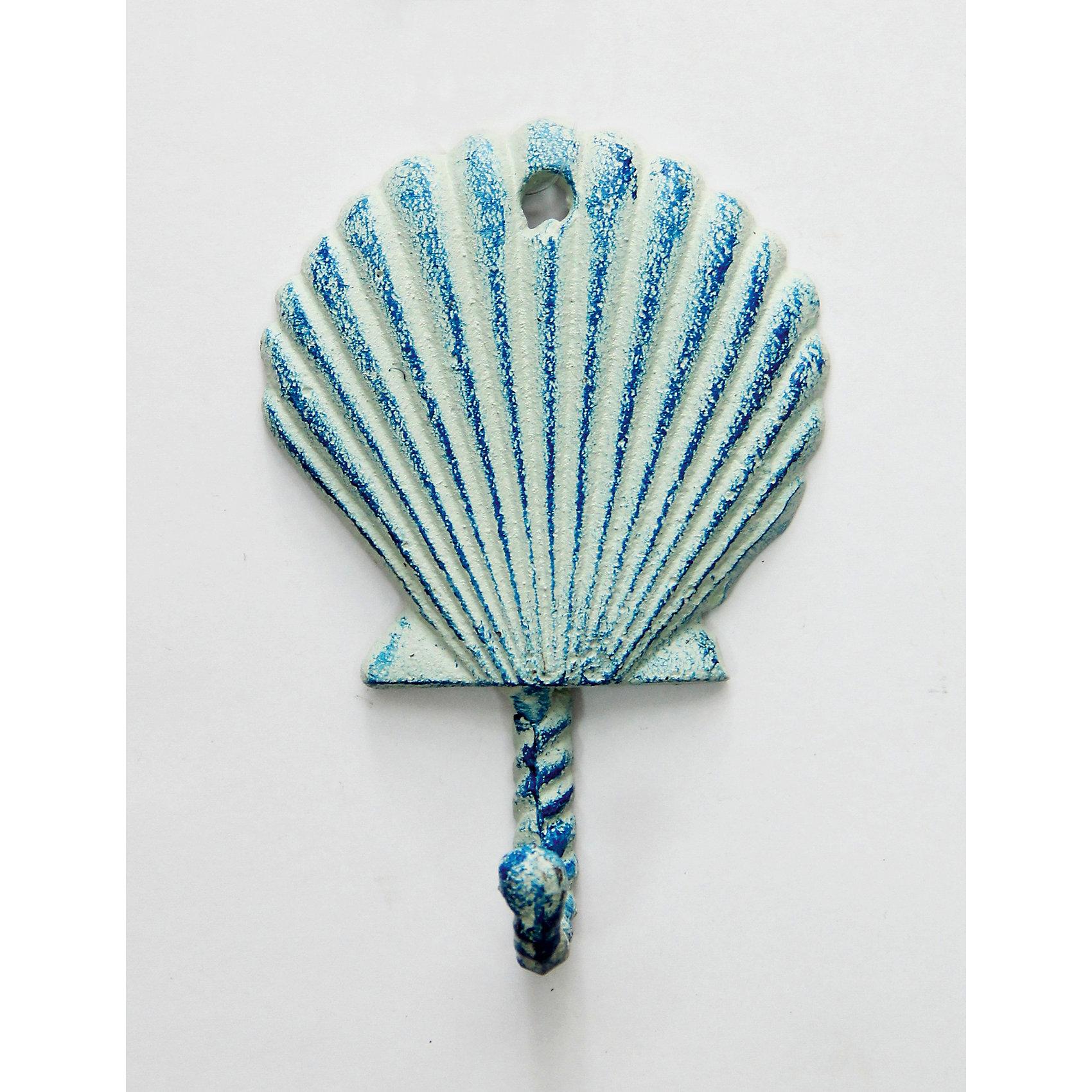Настенная вешалка-крючок Ракушка, Феникс-ПрезентПредметы интерьера<br>Настенная вешалка-крючок Ракушка, Феникс-Презент<br><br>Характеристики:<br><br>• оригинальный крючок в форме морской ракушки<br>• два отверстия для креплений<br>• материал: чугун<br>• размер: 13,5х9х3,7 см<br><br>Оригинальный крючок Ракушка отлично подойдет для ванной комнаты, прихожей и любого другого помещения. Крючок выполнен из чугунной литья и имеет форму ракушки. Оригинальный крючок - полезный и красивый аксессуар для вашего дома.<br><br>Настенную вешалку-крючок Ракушка, Феникс-Презент можно купить в нашем интернет-магазине.<br><br>Ширина мм: 135<br>Глубина мм: 90<br>Высота мм: 37<br>Вес г: 333<br>Возраст от месяцев: 120<br>Возраст до месяцев: 2147483647<br>Пол: Унисекс<br>Возраст: Детский<br>SKU: 5449656