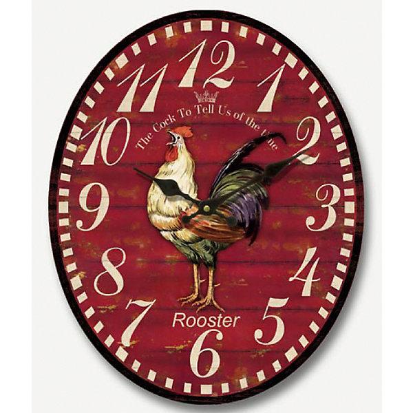 Часы настенные Петух кварцевые, с циферблатом, Феникс-ПрезентДетские предметы интерьера<br>Часы настенные Петух кварцевые, с циферблатом, Феникс-Презент<br><br>Характеристики:<br><br>• овальная форма<br>• яркий рисунок<br>• тип часов: кварцевые<br>• размер: 32х40 см<br>• материал: МДФ<br>• батарейки: АА - 1 шт. (не входит в комплект)<br><br>Настенные часы Петух добавят индивидуальности в интерьер вашей комнаты и, конечно же, подскажут точное время. Часы изготовлены из экологически чистых материалов. На циферблате расположены две стрелки - минутная и часовая. Часы оформлены ярким рисунком с изображением петуха.<br><br>Часы настенные Петух кварцевые, с циферблатом, Феникс-Презент вы можете купить в нашем интернет-магазине.<br><br>Ширина мм: 290<br>Глубина мм: 410<br>Высота мм: 320<br>Вес г: 1000<br>Возраст от месяцев: 120<br>Возраст до месяцев: 2147483647<br>Пол: Унисекс<br>Возраст: Детский<br>SKU: 5449700
