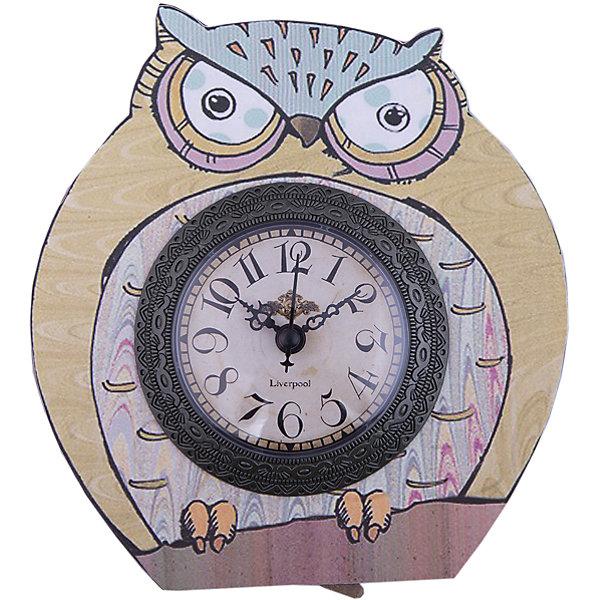 Часы настольные Мудрый филин кварцевые, с циферблатом, Феникс-ПрезентДетские предметы интерьера<br>Часы настольные Мудрый филин кварцевые, с циферблатом, Феникс-Презент<br><br>Характеристики:<br><br>• выполнены в виде филина<br>• яркий рисунок<br>• тип часов: кварцевые<br>• размер: 17х22 см<br>• материал: МДФ<br>• батарейки: АА - 1 шт. (не входит в комплект)<br><br>Мудрый филин - настольные часы от Феникс-Презент. Они изготовлены из экологически чистых материалов и выполнены в виде филина. На циферблате расположены 3 стрелки: минутная, часовая и секундная. Часы станут приятным дополнением к интерьеру комнаты.<br><br>Часы настольные Мудрый филин кварцевые, с циферблатом, Феникс-Презент можно купить в нашем интернет-магазине.<br>Ширина мм: 170; Глубина мм: 220; Высота мм: 170; Вес г: 183; Возраст от месяцев: 120; Возраст до месяцев: 2147483647; Пол: Унисекс; Возраст: Детский; SKU: 5449701;