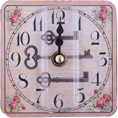 Часы Настольные Волшебный Ключик Кварцевые, С Циферблатом, Феникс-Презент