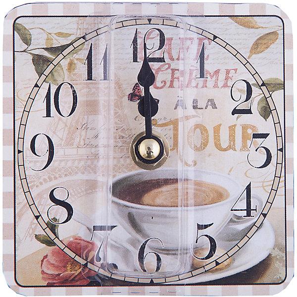 Часы настольные Чашка кофе  кварцевые, с циферблатом, Феникс-ПрезентДетские предметы интерьера<br>Часы настольные Чашка кофе кварцевые, с циферблатом, Феникс-Презент<br><br>Характеристики:<br><br>• яркий рисунок<br>• тип часов: кварцевые<br>• размер: 10х10 см<br>• материал: МДФ<br>• батарейки: АА - 1 шт. (не входит в комплект)<br><br>Настольные часы Чашка кофе всегда подскажут вам точное время, а также украсят интерьер комнаты. Часы изготовлены из МДФ. Циферблат оформлен красивым рисунком с изображением чашки кофе. На часах расположены две стрелки - минутная и часовая. Сзади располагается надежная подставка для стола.<br><br>Часы настольные Чашка кофе кварцевые, с циферблатом, Феникс-Презент вы можете купить в нашем интернет-магазине.<br><br>Ширина мм: 100<br>Глубина мм: 100<br>Высота мм: 100<br>Вес г: 177<br>Возраст от месяцев: 120<br>Возраст до месяцев: 2147483647<br>Пол: Унисекс<br>Возраст: Детский<br>SKU: 5449704
