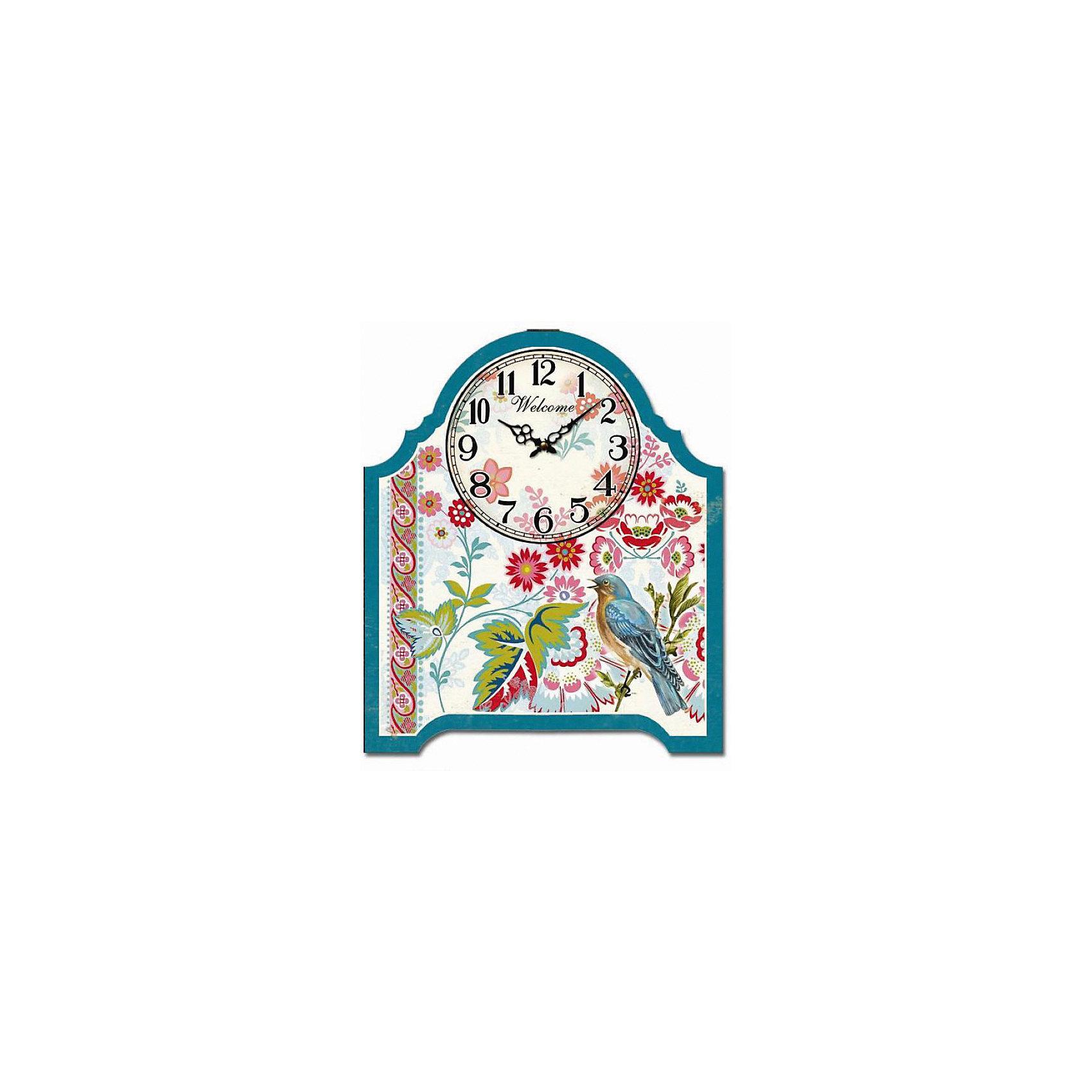 Часы настольные Соловей  кварцевые, с циферблатом, Феникс-ПрезентПредметы интерьера<br>Часы настольные Соловей кварцевые, с циферблатом, Феникс-Презент<br><br>Характеристики:<br><br>• оригинальный дизайн<br>• яркий рисунок<br>• тип часов: кварцевые<br>• размер: 20х24 см<br>• материал: МДФ<br>• батарейки: АА - 1 шт. (не входит в комплект)<br><br>Настольные часы Соловей станут приятным украшением для любой комнаты. Изделие изготовлено из экологически чистых материалов. Поверхность часов оформлена красочным рисунком с изображением птицы и цветов. Часы имеют две стрелки (часовая и минутная). Оригинальный дизайн подчеркнет индивидуальность и стиль интерьера.<br><br>Часы настольные Соловей кварцевые, с циферблатом, Феникс-Презент вы можете купить в нашем интернет-магазине.<br><br>Ширина мм: 200<br>Глубина мм: 240<br>Высота мм: 200<br>Вес г: 438<br>Возраст от месяцев: 120<br>Возраст до месяцев: 2147483647<br>Пол: Унисекс<br>Возраст: Детский<br>SKU: 5449706