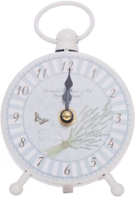 Часы настольные Полоски кварцевые, Феникс-Презент