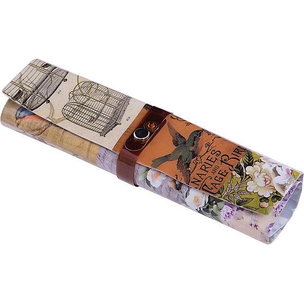 Купить Пенал-органайзер Птицы , для хранения мелких предметов, Феникс-Презент, Китай, Унисекс