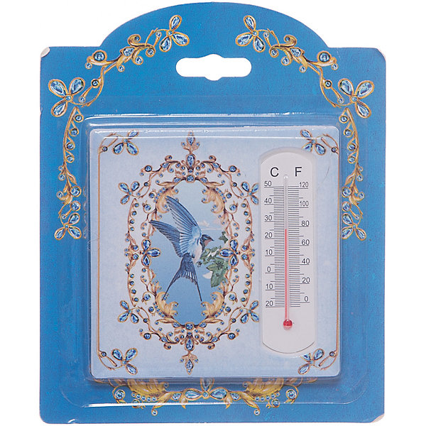 Термометр декоративный, в корпусе из доломитовой керамики, Феникс-ПрезентТермометры<br>Термометр декоративный, жидкостный, бытовой в корпусе из доломитовой керамики, Феникс-Презент<br><br>Характеристики:<br><br>• красивое оформление<br>• есть отверстие для подвешивания<br>• размер: 10х10 см<br>• материал корпуса: доломитовая керамика<br><br>Декоративный термометр не только подскажет вам температуру в доме, но и украсит интерьер комнаты. Корпус выполнен из доломитовой керамики. Наружная часть термометра оформлена красивым узором и изображением птички. Есть специальное отверстие для подвешивания. Размер термометра - 10х10 сантиметров.<br><br>Термометр декоративный, жидкостный, бытовой в корпусе из доломитовой керамики, Феникс-Презент можно купить в нашем интернет-магазине.<br>Ширина мм: 100; Глубина мм: 100; Высота мм: 10; Вес г: 128; Возраст от месяцев: 168; Возраст до месяцев: 2147483647; Пол: Унисекс; Возраст: Детский; SKU: 5449743;
