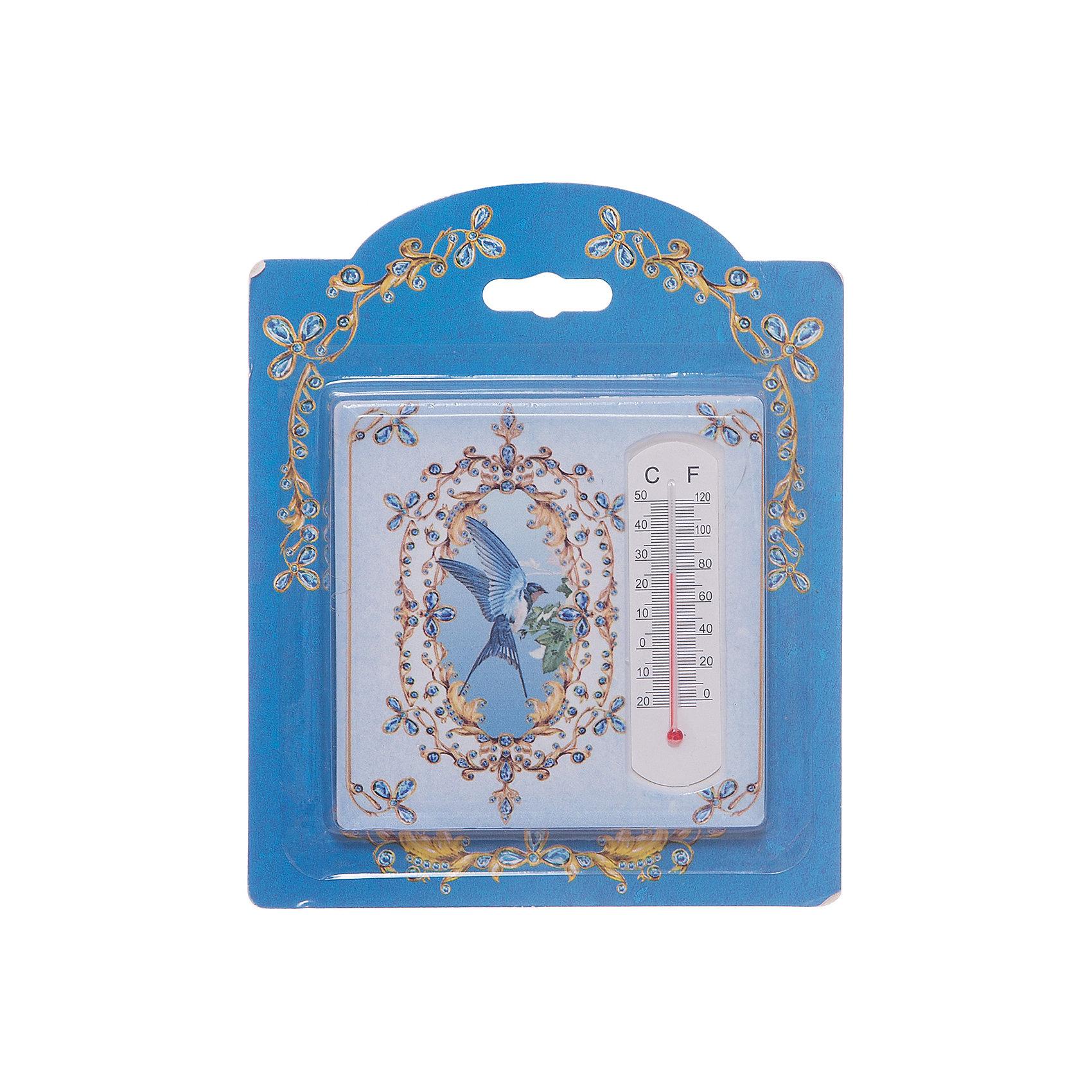 Термометр декоративный, в корпусе из доломитовой керамики, Феникс-ПрезентТермометры<br>Термометр декоративный, жидкостный, бытовой в корпусе из доломитовой керамики, Феникс-Презент<br><br>Характеристики:<br><br>• красивое оформление<br>• есть отверстие для подвешивания<br>• размер: 10х10 см<br>• материал корпуса: доломитовая керамика<br><br>Декоративный термометр не только подскажет вам температуру в доме, но и украсит интерьер комнаты. Корпус выполнен из доломитовой керамики. Наружная часть термометра оформлена красивым узором и изображением птички. Есть специальное отверстие для подвешивания. Размер термометра - 10х10 сантиметров.<br><br>Термометр декоративный, жидкостный, бытовой в корпусе из доломитовой керамики, Феникс-Презент можно купить в нашем интернет-магазине.<br><br>Ширина мм: 100<br>Глубина мм: 100<br>Высота мм: 10<br>Вес г: 128<br>Возраст от месяцев: 168<br>Возраст до месяцев: 2147483647<br>Пол: Унисекс<br>Возраст: Детский<br>SKU: 5449743