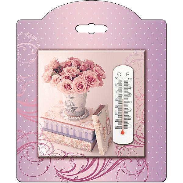 Термометр декоративный, в корпусе из доломитовой керамики, Феникс-ПрезентТермометры<br>Термометр декоративный, жидкостный, бытовой в корпусе из доломитовой керамики, Феникс-Презент<br><br>Характеристики:<br><br>• красивое оформление<br>• есть отверстие для подвешивания<br>• размер: 10х10 см<br>• материал корпуса: доломитовая керамика<br><br>Декоративный термометр украсит интерьер вашему комнаты, придавая ему изящность и индивидуальность. Корпус изготовлен из доломитовой керамики. Наружная часть декорирована красивым изображением цветов и книг. Размер термометра - 10х10 сантиметров.<br><br>Термометр декоративный, жидкостный, бытовой в корпусе из доломитовой керамики, Феникс-Презент можно купить в нашем интернет-магазине.<br><br>Ширина мм: 100<br>Глубина мм: 100<br>Высота мм: 10<br>Вес г: 128<br>Возраст от месяцев: 168<br>Возраст до месяцев: 2147483647<br>Пол: Унисекс<br>Возраст: Детский<br>SKU: 5449744