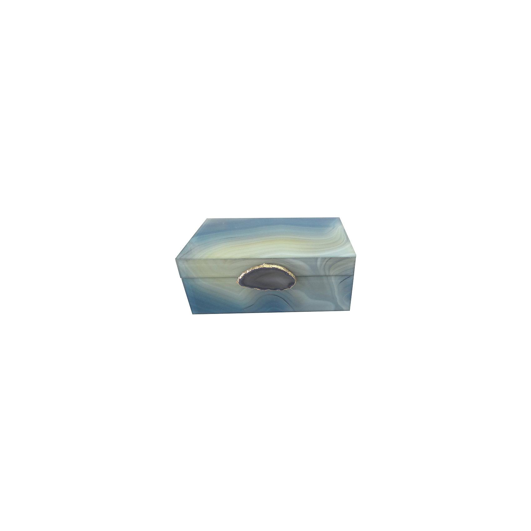 Шкатулка Дымчатый агат из стекла для мелочей, Феникс-ПрезентПредметы интерьера<br>Шкатулка Дымчатый агат из стекла для мелочей, Феникс-Презент<br><br>Характеристики:<br><br>• расцветка под агат<br>• размер: 21х13х8,5<br>• материал: стекло<br><br>Шкатулка Дымчатый агат отлично подойдет для хранения различных мелочей и безделушек. Шкатулка надежно закрывается крышкой для защиты ваших вещей. Приятная расцветка под агат украсит интерьер любого помещения.<br><br>Шкатулку Дымчатый агат из стекла для мелочей, Феникс-Презент можно купить в нашем интернет-магазине.<br><br>Ширина мм: 210<br>Глубина мм: 130<br>Высота мм: 85<br>Вес г: 938<br>Возраст от месяцев: 60<br>Возраст до месяцев: 2147483647<br>Пол: Унисекс<br>Возраст: Детский<br>SKU: 5449770