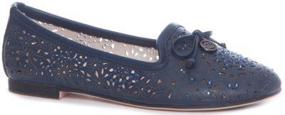 Туфли для девочки KEDDO, синий Туфли для девочки KEDDO,