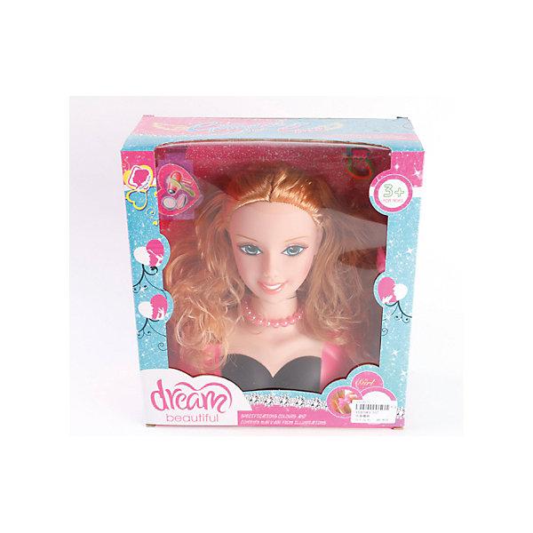 Набор стилиста Мечта-1, Shantou GepaiСалон красоты<br>Набор стилиста Мечта-1, Shantou Gepai.<br><br>Характеристики:<br><br>• В наборе: кукла-манекен (бюст) с аксессуарами<br>• Материал: пластик, текстиль<br>• Упаковка: картонная коробка блистерного типа<br>• Размер упаковки: 23,5х10,5х25,5 см.<br><br>Кукла-манекен - подарок для девочки, которая готовится войти в мир взрослой моды! Куклу можно расчесывать и делать ей различные прически. Ваша девочка сможет вообразить себя профессиональным стилистом в собственном салоне красоты и увлекательно провести время за интересными играми на тему парикмахерской.<br><br>Набор стилиста Мечта-1, Shantou Gepai можно купить в нашем интернет-магазине.<br><br>Ширина мм: 235<br>Глубина мм: 105<br>Высота мм: 255<br>Вес г: 492<br>Возраст от месяцев: 36<br>Возраст до месяцев: 2147483647<br>Пол: Женский<br>Возраст: Детский<br>SKU: 5450226