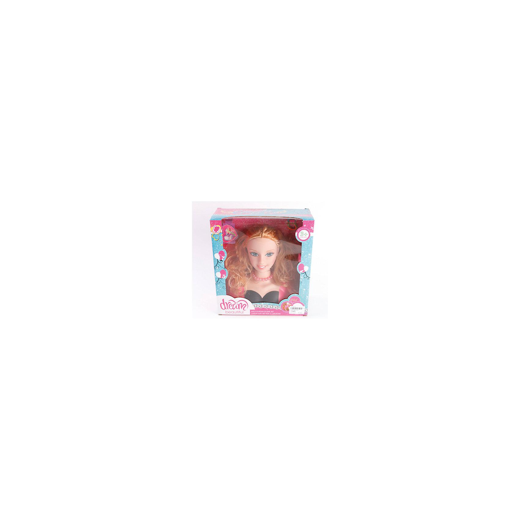 Набор стилиста Мечта-1, Shantou GepaiНабор стилиста Мечта-1, Shantou Gepai.<br><br>Характеристики:<br><br>• В наборе: кукла-манекен (бюст) с аксессуарами<br>• Материал: пластик, текстиль<br>• Упаковка: картонная коробка блистерного типа<br>• Размер упаковки: 23,5х10,5х25,5 см.<br><br>Кукла-манекен - подарок для девочки, которая готовится войти в мир взрослой моды! Куклу можно расчесывать и делать ей различные прически. Ваша девочка сможет вообразить себя профессиональным стилистом в собственном салоне красоты и увлекательно провести время за интересными играми на тему парикмахерской.<br><br>Набор стилиста Мечта-1, Shantou Gepai можно купить в нашем интернет-магазине.<br><br>Ширина мм: 235<br>Глубина мм: 105<br>Высота мм: 255<br>Вес г: 492<br>Возраст от месяцев: 36<br>Возраст до месяцев: 2147483647<br>Пол: Женский<br>Возраст: Детский<br>SKU: 5450226