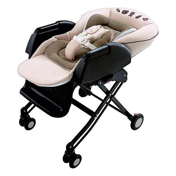 Колыбель Yura Lism EasyWash, Aprica, слоновая костьКолыбели-люльки для новорожденных<br>Характеристики:<br><br>• функции 2в1: колыбель-люлька для укачивания, стульчик для кормления;<br>• мягкие накладки в области животика и паха малыша;<br>• надежная защита головки;<br>• регулируемые 5-ти точечные ремни безопасности;<br>• регулируется наклон спинки: 5 положений;<br>• регулируется высота люльки: 5 положений;<br>• кроватка-люлька оснащена колесиками со стопорами.<br><br>Возраст ребенка: от рождения до 4-х лет<br>Вес колыбели: 10,4 кг<br><br>Колыбель Yura Lism EasyWash, Aprica, слоновая кость можно купить в нашем интернет-магазине.<br><br>Ширина мм: 860<br>Глубина мм: 430<br>Высота мм: 555<br>Вес г: 12850<br>Возраст от месяцев: 0<br>Возраст до месяцев: 48<br>Пол: Унисекс<br>Возраст: Детский<br>SKU: 5451717
