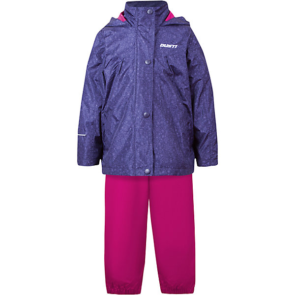 Комплект: куртка, толстовка и брюки для девочки GustiВерхняя одежда<br>Характеристики товара:<br><br>• цвет: синий/розовый<br>• состав: 100% полиэстер, подкладка, утеплитель - 100% полиэстер<br>• комплектация: куртка, съемная флисовая подкладка, брюки<br>• температурный режим: от +5° С до +15° С<br>• водонепроницаемый материал<br>• капюшон<br>• карманы<br>• съемные подтяжки<br>• брючины эластичные<br>• комфортная посадка<br>• светоотражающие элементы<br>• молния<br>• утеплитель: синтепон<br>• демисезонный<br>• страна бренда: Канада<br><br>Этот демисезонный комплект из куртки, пристегивающейся к ней толстовки из флиса, и штанов поможет обеспечить ребенку комфорт и тепло. Предметы удобно садятся по фигуре, отлично смотрятся с различной обувью. Комплект очень модно выглядит, он хорошо защищает от ветра и влаги. Материал отлично подходит для дождливой погоды. Стильный дизайн разрабатывался специально для детей.<br><br>Комплект: куртка, толстовка и брюки для девочки от известного бренда Gusti (Густи) можно купить в нашем интернет-магазине.<br>Ширина мм: 356; Глубина мм: 10; Высота мм: 245; Вес г: 519; Цвет: синий; Возраст от месяцев: 18; Возраст до месяцев: 24; Пол: Женский; Возраст: Детский; Размер: 92,152,140,128,122,120,116,110,104,100,98; SKU: 5452488;