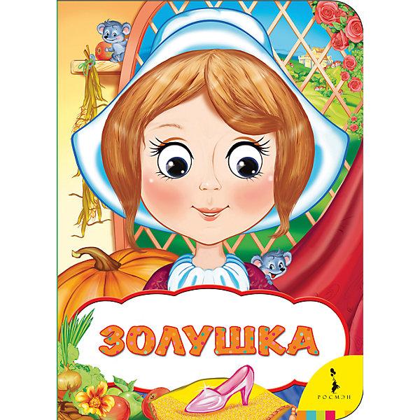 Книжка ЗолушкаПервые книги малыша<br>Характеристики:<br>• количество страниц: 8;<br>• иллюстрации: цветные;<br>• переплёт: твердый;<br>• формат: 22х16х0,5 см;<br>• вес: 100 грамм;<br>• ISBN: 9785353082620.<br><br>История о бедной девушке Золушке автора Ш. Перро знакома многим поколениям детей. Книжка от издательства Росмэн познакомит малыша с известной сказкой. Повествование выполнено в простой и понятной форме.<br><br>Книга дополнена цветными иллюстрациями подвижными глазками героев.<br><br>Книжку Золушка, Rosman (Росмэн) можно купить в нашем интернет-магазине.<br>Ширина мм: 220; Глубина мм: 160; Высота мм: 50; Вес г: 122; Возраст от месяцев: -2147483648; Возраст до месяцев: 2147483647; Пол: Унисекс; Возраст: Детский; SKU: 5453616;