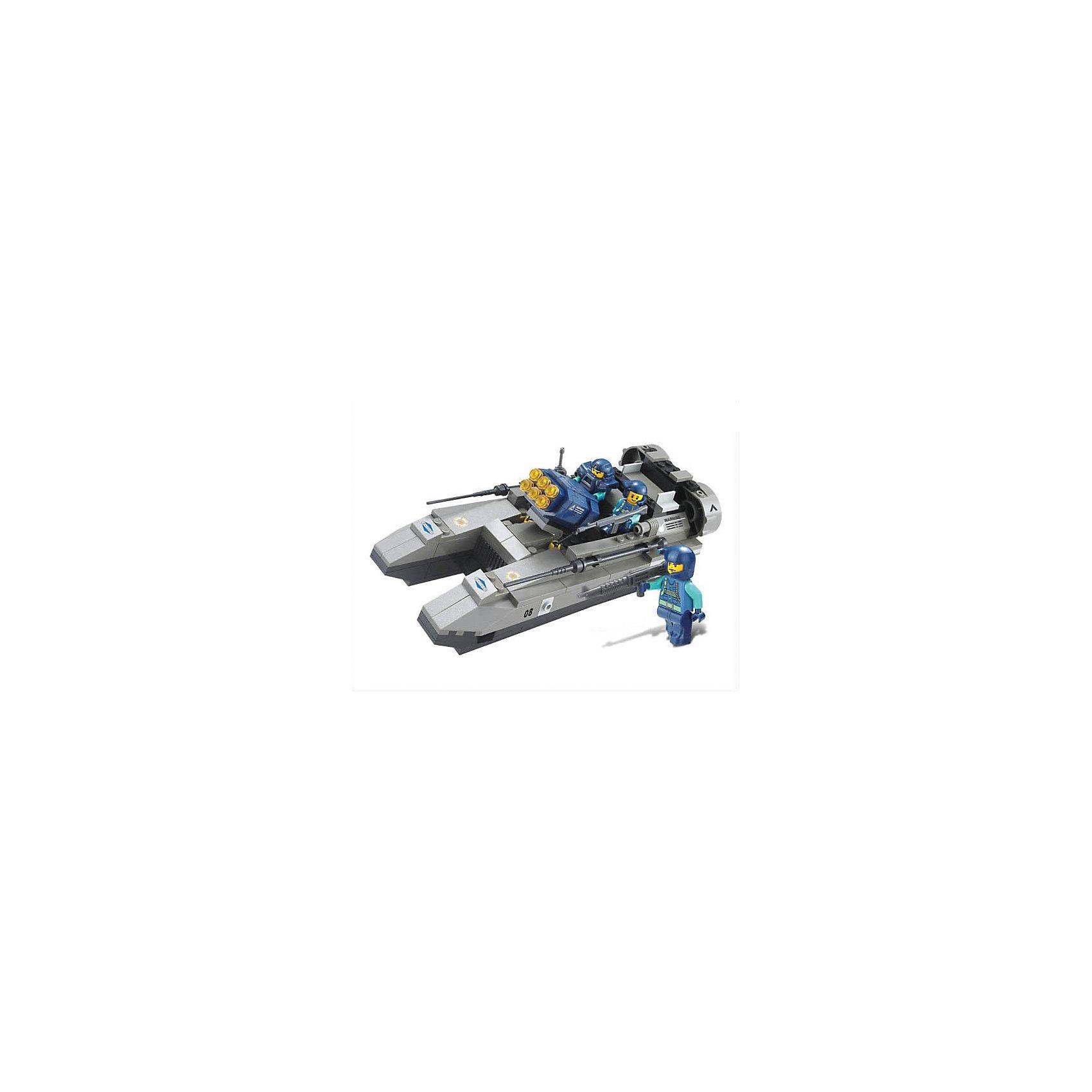 Конструктор Военный спецназ: Лодка на воздушной подушке с ракетной установкой, 164 детали, SlubanКонструктор Военный спецназ: Лодка на воздушной подушке с ракетной установкой, 164 детали, Sluban  (Слубан)<br><br>Характеристики:<br><br>• возраст: от 6 лет<br>• реалистичный катер<br>• мини-фигурки в комплекте<br>• количество деталей: 164<br>• материал: пластик<br>• размер упаковки: 4,5х20х28 см<br>• вес: 470 грамм<br><br>С конструктором Sluban ребенок сможет придумать самые разнообразные игры. Собрав все детали, ребенок получит довольно реалистичный штурмовой катер. В комплект входят три фигурки. Эти профессионалы точно справятся с нанесением мощных ударов!<br><br>Конструктор Военный спецназ: Лодка на воздушной подушке с ракетной установкой, 164 детали, Sluban (Слубан)  можно купить в нашем интернет-магазине.<br><br>Ширина мм: 280<br>Глубина мм: 200<br>Высота мм: 45<br>Вес г: 470<br>Возраст от месяцев: 72<br>Возраст до месяцев: 2147483647<br>Пол: Мужской<br>Возраст: Детский<br>SKU: 5453690