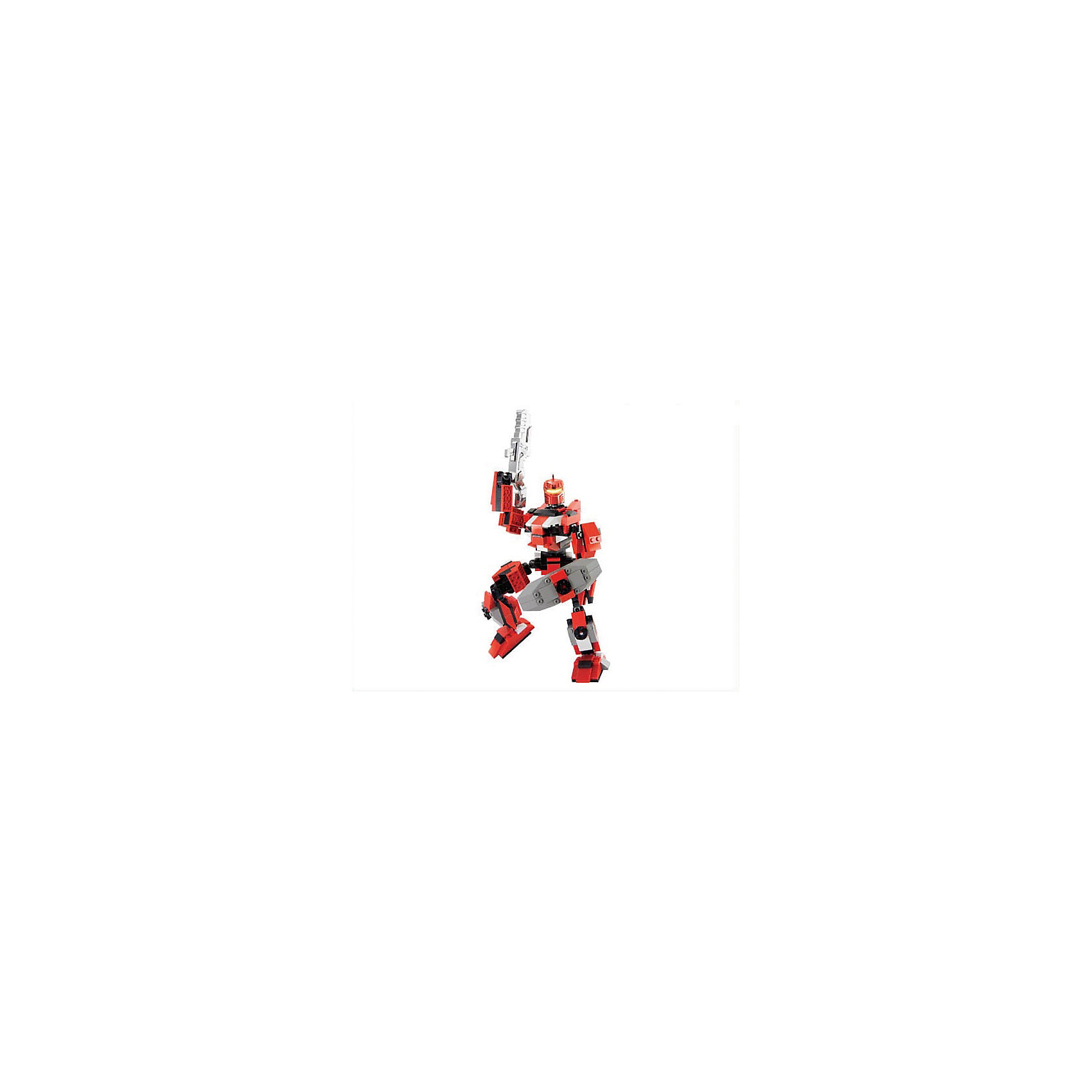 Конструктор Супер Робот: Гефест, 285 деталей, SlubanПластмассовые конструкторы<br>Конструктор Супер Робот: Гефест, 285 деталей, Sluban (Слубан)<br><br>Характеристики:<br><br>• возраст: от 6 лет<br>• робот из конструктора<br>• количество деталей: 285<br>• материал: пластик<br>• размер упаковки: 5,5х23,5х31,5 см<br>• вес: 630 грамм<br><br>Гефест - бог огня и искусный кузнец в греческой мифологии.  Конструктор от Sluban содержит 285 деталей, из которых ребенок сможет собрать робота, являющегося копией бога Гефеста. С отважным воином-роботом ребенок сможет придумать самые интересны приключения, которые точно не дадут заскучать!<br><br>Конструктор Супер Робот: Гефест, 285 деталей, Sluban (Слубан) можно купить в нашем интернет-магазине.<br><br>Ширина мм: 315<br>Глубина мм: 235<br>Высота мм: 55<br>Вес г: 630<br>Возраст от месяцев: 72<br>Возраст до месяцев: 2147483647<br>Пол: Мужской<br>Возраст: Детский<br>SKU: 5453697