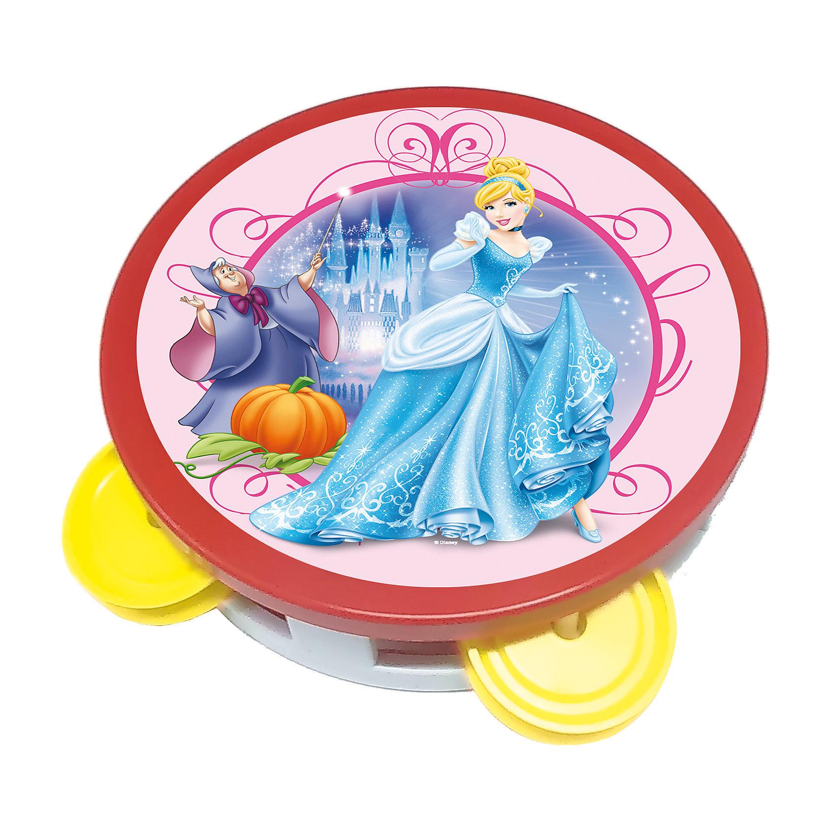 Бубен большой Принцессы-8. Золушка, Рыжий котПринцессы Дисней<br>Бубен большой Принцессы-8, Рыжий кот.<br><br>Характеристики:<br><br>• Для детей в возрасте от 3-х лет<br>• Диаметр: 14 см.<br>• Материал: пластик<br>• Упаковка: пакет с европодвесом<br>• Произведено в России<br><br>Бубен вызовет восторг у вашего маленького музыканта. На бубен нанесен яркий рисунок с изображением принцессы Disney Золушки спешащей на бал, который непременно понравится девочке. Размер бубна позволяет малышке крепко держать его маленькими ручками. Игра на музыкальном инструменте поможет малышке развить слух, чувство ритма, музыкальные способности, и подарит ребенку и всей семье массу удовольствия.<br><br>Бубен большой Принцессы-8, Рыжий кот можно купить в нашем интернет-магазине.<br><br>Ширина мм: 140<br>Глубина мм: 140<br>Высота мм: 30<br>Вес г: 75<br>Возраст от месяцев: 36<br>Возраст до месяцев: 2147483647<br>Пол: Женский<br>Возраст: Детский<br>SKU: 5453894