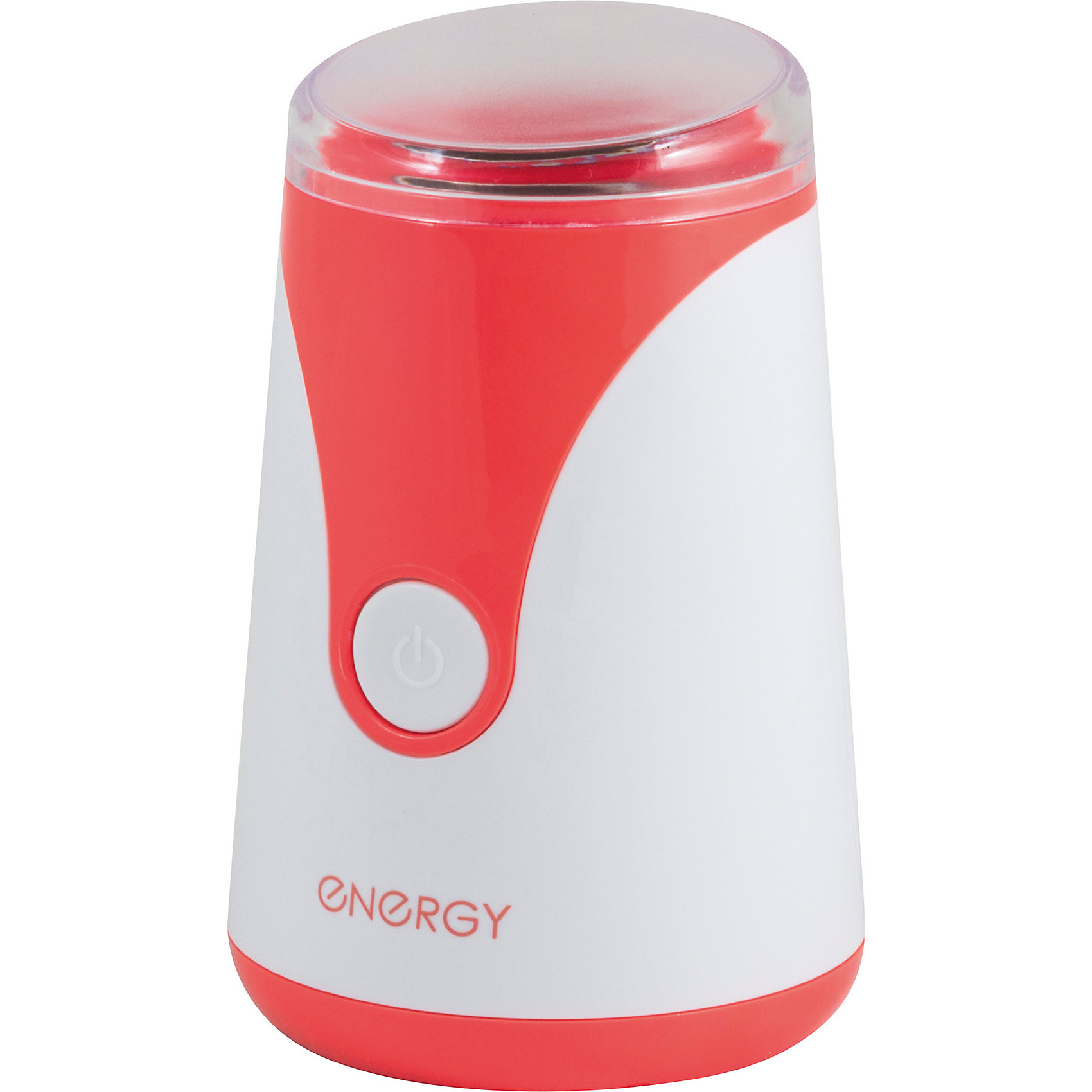 Кофемолка  EN-106, ENERGY, белыйБытовая техника для кухни<br>Кофемолка EN-106, ENERGY (Энерджи), белый<br><br>Характеристики:<br><br>• ножи из нержавеющей стали<br>• импульсный режим работы<br>• защита от случайного включения<br>• емкость 50 грамм<br>• мощность: 150 Вт<br>• частота: 50 Гц<br>• напряжение: 220-240 В<br>• цвет: белый<br>• материал: металл, пластик, кабель<br><br>Каждый любитель свежесваренного кофе по достоинству оценит кофемолку EN-106 от ENERGY. Практичный и компактный дизайн позволяет удобно расположить кофемолку на кухне, не занимая большое пространство. Ножи изготовлены из нержавеющей стали. Чаша вмешает 50 грамм зернового кофе. Прозрачная крышка позволит вам наблюдать за процессом измельчения зерен. Кофемолка оснащена защитой от случайного включения. Мощность кофемолки - 150 Вт.<br><br>Кофемолку EN-106, ENERGY (Энерджи), белый вы можете купить в нашем интернет-магазине.<br><br>Ширина мм: 130<br>Глубина мм: 130<br>Высота мм: 190<br>Вес г: 768<br>Возраст от месяцев: 216<br>Возраст до месяцев: 1188<br>Пол: Унисекс<br>Возраст: Детский<br>SKU: 5454011