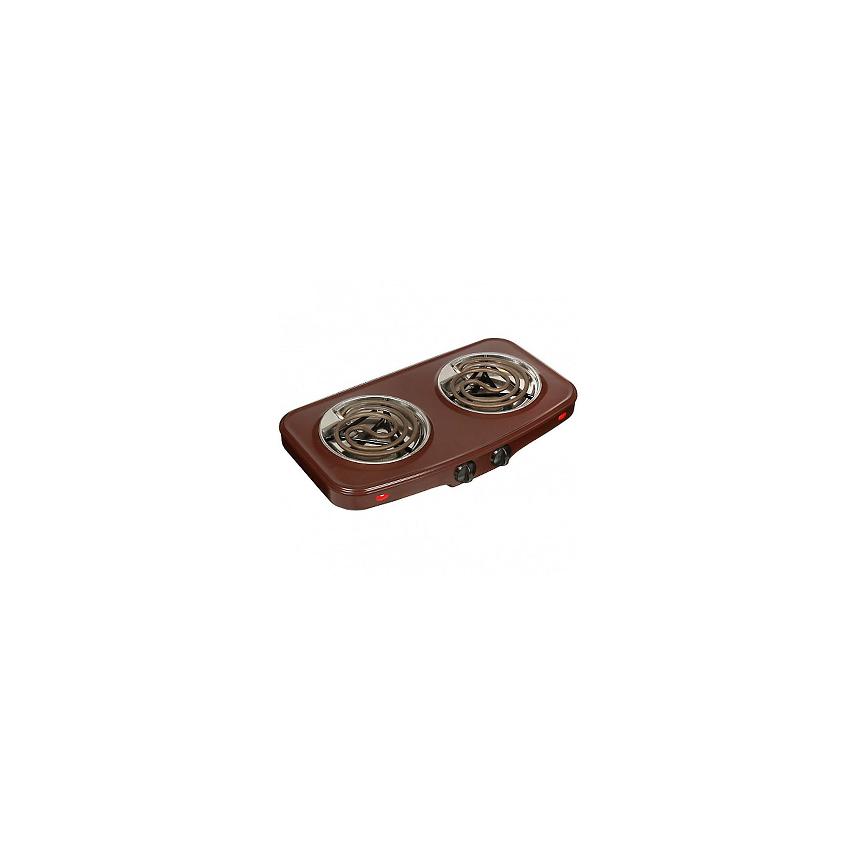 Плитка электрическая ЭПТ-2МД, 2 конф.,ТЭН, чаша из нерж. сталиБытовая техника для кухни<br>Плитка электрическая ЭПТ-2МД, 2 конф.,ТЭН, чаша из нерж. Стали<br><br>Характеристики:<br><br>• две конфорки<br>• световые индикаторы<br>• бесступенчатое регулирование мощности<br>• время нагрева до 4-х минут<br>• тип нагревательного элемента: ТЭН<br>• чаша из нержавеющей стали<br>• расход электроэнергии от 0,2 до 1 кВт/ч<br>• напряжение 220В<br>• размер: 52,1х32х8 см<br><br>Электрическая плитка ЭПТ-2МД идеально подойдет для малогабаритных квартир, дачи и при отсутствии плиты. Плитка имеет две конфорки со световыми индикаторами работы. Время нагревания конфорок составляет 4 минуты, что позволит вам достаточно быстро приступить к готовке. Чаша изготовлена из нержавеющей стали. <br><br>Плитку электрическую ЭПТ-2МД, 2 конф.,ТЭН, чаша из нерж. Стали вы можете купить в нашем интернет-магазине.<br><br>Ширина мм: 530<br>Глубина мм: 90<br>Высота мм: 320<br>Вес г: 2280<br>Возраст от месяцев: 216<br>Возраст до месяцев: 1188<br>Пол: Унисекс<br>Возраст: Детский<br>SKU: 5454053