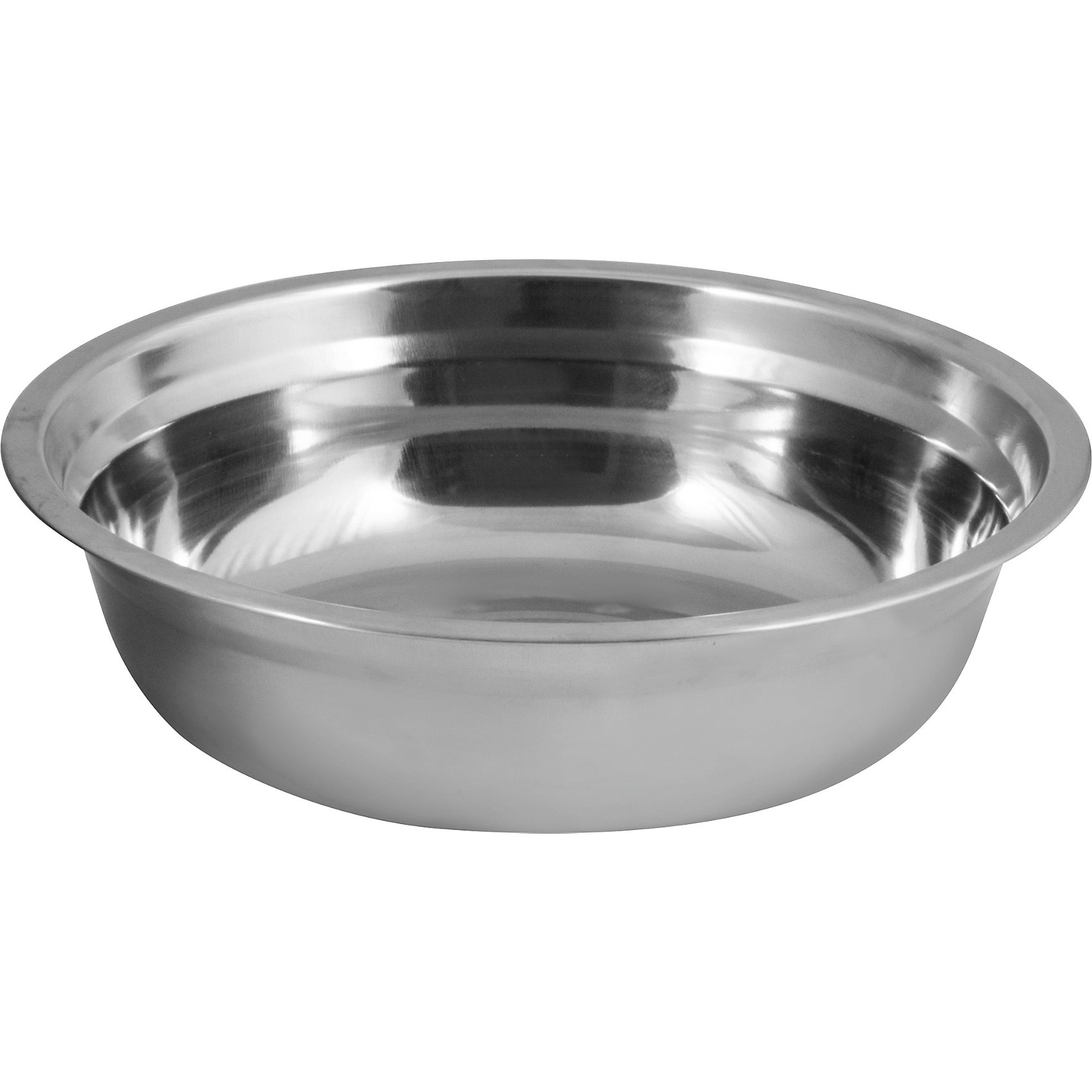 Миска BOWL-23, 23*6,1см, MallonБытовая техника для кухни<br>Миска BOWL-23, 23*6,1см, Mallony (Маллони)<br><br>Характеристики:<br><br>• зеркальная полировка<br>• одинарное дно<br>• расширенные края<br>• нержавеющая сталь<br>• толщина миски - 0,3 мм<br>• размер: 23х6,1 см<br>• объем: 1,7 л<br><br>Миска BOWL-23 пригодится вам на кухне. Она изготовлена из нержавеющей стали, имеет зеркальную полировку и одинарное дно. С помощью расширенных краев вы сможете удобно поднять или перенести миску. Диаметр миски - 23 сантиметра. Объем - 1,7 литра.<br><br>Миску BOWL-23, 23*6,1см, Mallon (Маллони) вы можете купить в нашем интернет-магазине.<br><br>Ширина мм: 270<br>Глубина мм: 250<br>Высота мм: 70<br>Вес г: 149<br>Возраст от месяцев: 12<br>Возраст до месяцев: 36<br>Пол: Унисекс<br>Возраст: Детский<br>SKU: 5454065