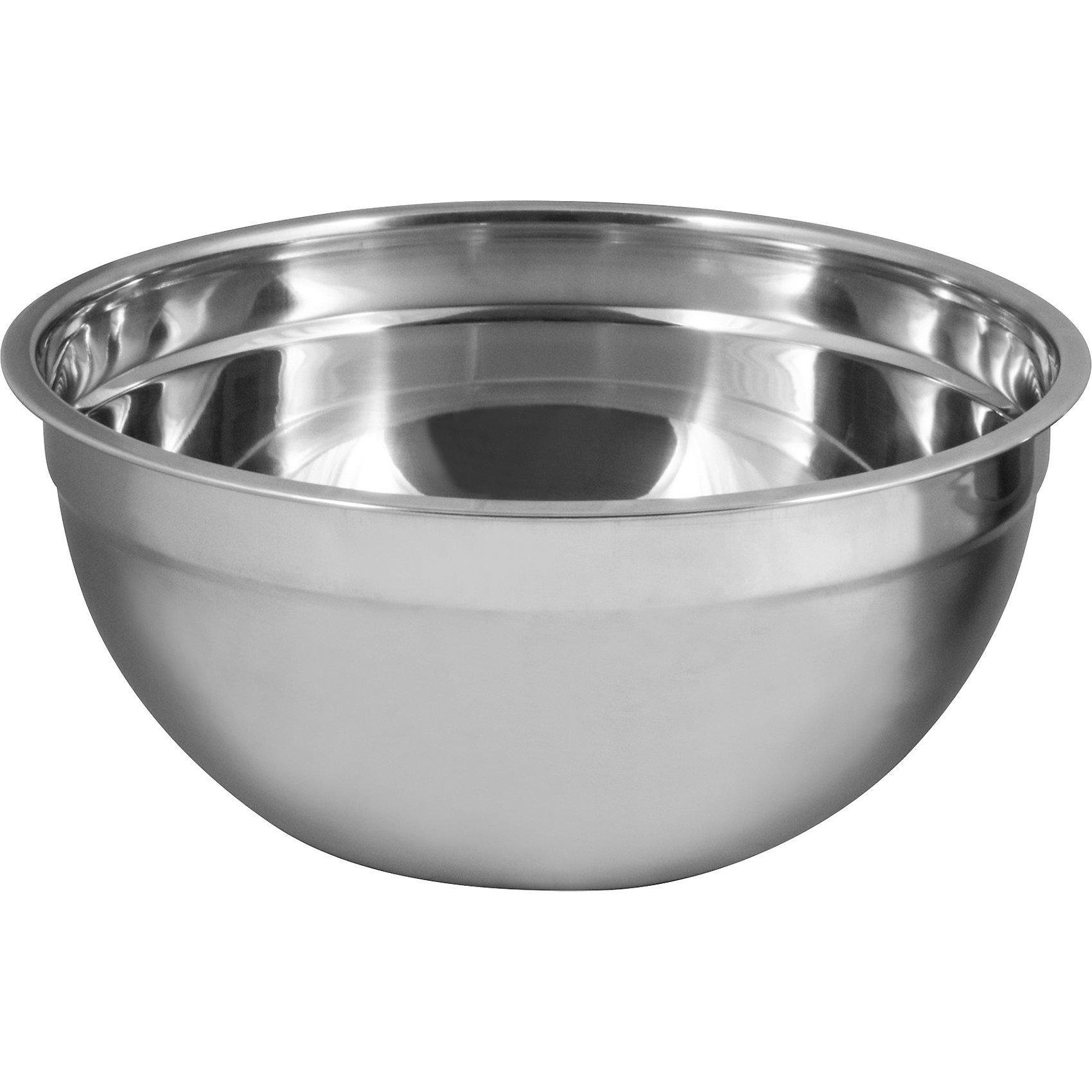 Миска BOWL-RING-26, 26*12 см,4 л, MallonyБытовая техника для кухни<br>Миска BOWL-RING-26, 26*12 см,4 л, Mallony (Маллони)<br><br>Характеристики:<br><br>• зеркальная полировка<br>• одинарное дно<br>• расширенные края<br>• нержавеющая сталь<br>• размер: 26х12 см<br>• объем: 4 л<br><br>Миска BOWL-19 пригодится вам на кухне. Она изготовлена из нержавеющей стали, имеет зеркальную полировку и одинарное дно. С помощью расширенных краев вы сможете удобно поднять или перенести миску. Диаметр миски - 26 сантиметров. Объем - 4 литра.<br><br>Миску BOWL-RING-26, 26*12 см,4 л, Mallony (Маллони) можно купить в нашем интернет-магазине.<br><br>Ширина мм: 290<br>Глубина мм: 270<br>Высота мм: 120<br>Вес г: 337<br>Возраст от месяцев: 12<br>Возраст до месяцев: 36<br>Пол: Унисекс<br>Возраст: Детский<br>SKU: 5454067