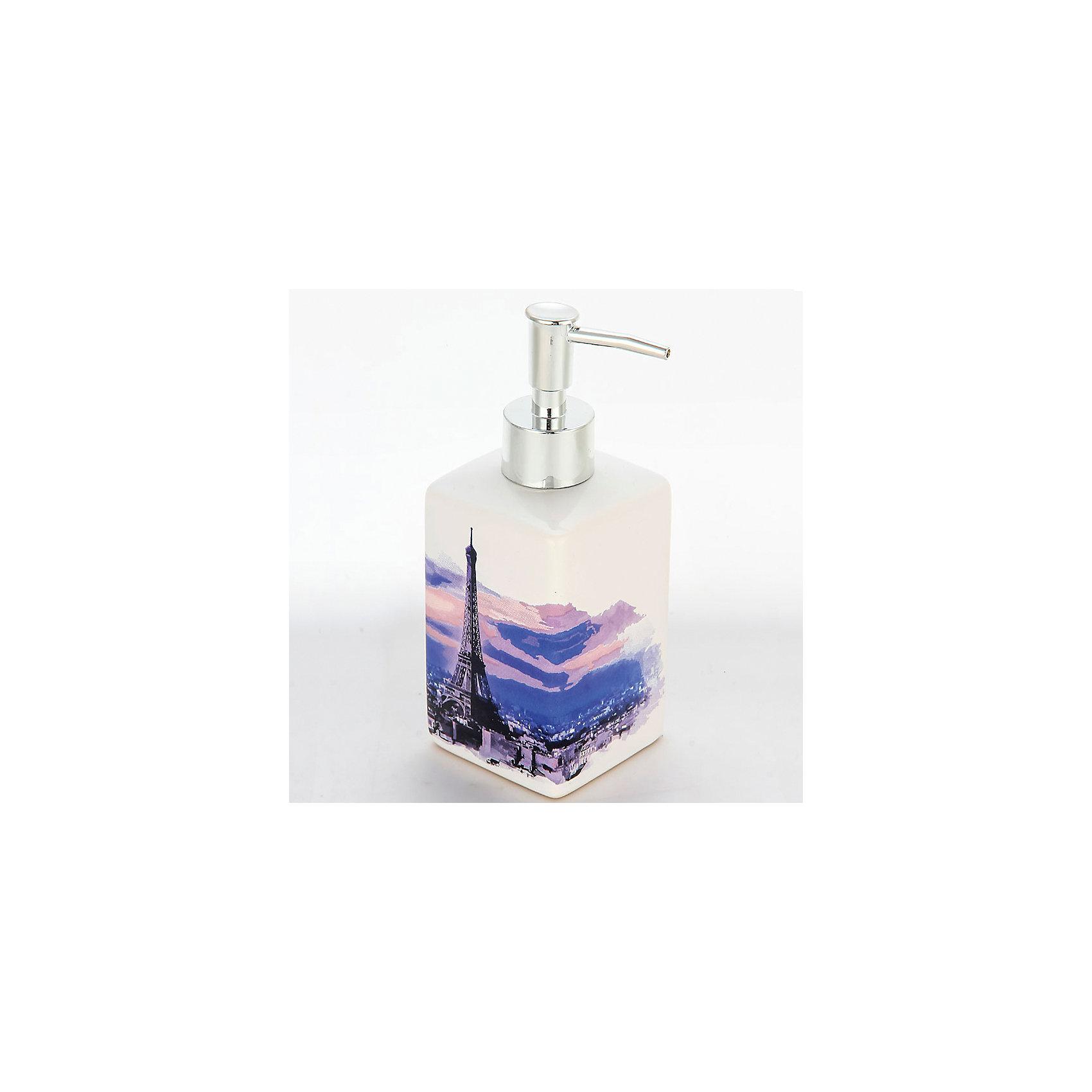 Дозатор для жидкого мыла Париж DIS-P, Рыжий котДозатор для жидкого мыла Париж DIS-P, Рыжий кот<br><br>Характеристики:<br><br>• приятный дизайн<br>• удобный дозатор<br>• материал: керамика<br>• объем: 250 мл<br>• размер: 6,6х6,6х17 см<br><br>Дозатор Париж изготовлен из керамики с изображение Эйфелевой башни. Дозатор имеет удобную форму и очень прост в применении. Объем дозатора составляет 250 мл. Дозатор Париж займет достойное место в вашей ванной комнате!<br><br>Дозатор для жидкого мыла Париж DIS-P, Рыжий кот вы можете купить в нашем интернет-магазине.<br><br>Ширина мм: 80<br>Глубина мм: 80<br>Высота мм: 190<br>Вес г: 298<br>Возраст от месяцев: 12<br>Возраст до месяцев: 216<br>Пол: Унисекс<br>Возраст: Детский<br>SKU: 5454086
