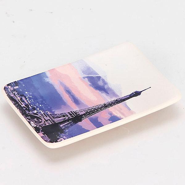 Мыльница Париж SD-P, Рыжий котАксессуары для ванны<br>Мыльница Париж SD-P, Рыжий кот<br><br>Характеристики:<br><br>• привлекательный дизайн<br>• размер: 13х9х1,5 см<br>• материал: керамика<br><br>Стильная мыльница Париж станет отличным дополнением к вашей ванной комнате. Она изготовлена из керамики с нанесенным изображением Эйфелевой башни. Мыльница имеет прямоугольную форму, которая легко очищается от загрязнений.<br><br>Мыльницу Париж SD-P, Рыжий кот можно купить в нашем интернет-магазине.<br>Ширина мм: 110; Глубина мм: 140; Высота мм: 20; Вес г: 159; Возраст от месяцев: 12; Возраст до месяцев: 216; Пол: Унисекс; Возраст: Детский; SKU: 5454087;