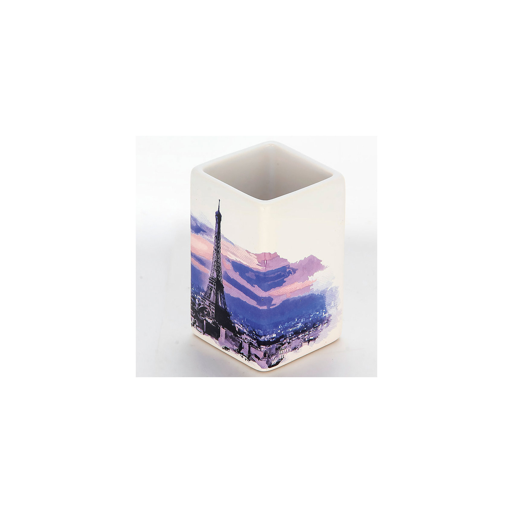 Стакан для ванной комнаты Париж TU-P, Рыжий котВанная комната<br>Стакан для ванной комнаты Париж TU-P, Рыжий кот<br><br>Характеристики:<br><br>• привлекательный дизайн<br>• размер: 6,6х6,6х10,5 см<br>• материал: керамика<br><br>Стакан Париж - красивый и полезный аксессуар для вашей ванной комнаты. Он имеет одно вместительное отделение, подходящее для хранения гигиенических принадлежностей. Стакан изготовлен из керамики с изображением Эйфелевой башни.<br><br>Стакан для ванной комнаты Париж TU-P, Рыжий кот вы можете купить в нашем интернет-магазине.<br><br>Ширина мм: 80<br>Глубина мм: 90<br>Высота мм: 120<br>Вес г: 263<br>Возраст от месяцев: 12<br>Возраст до месяцев: 216<br>Пол: Унисекс<br>Возраст: Детский<br>SKU: 5454088