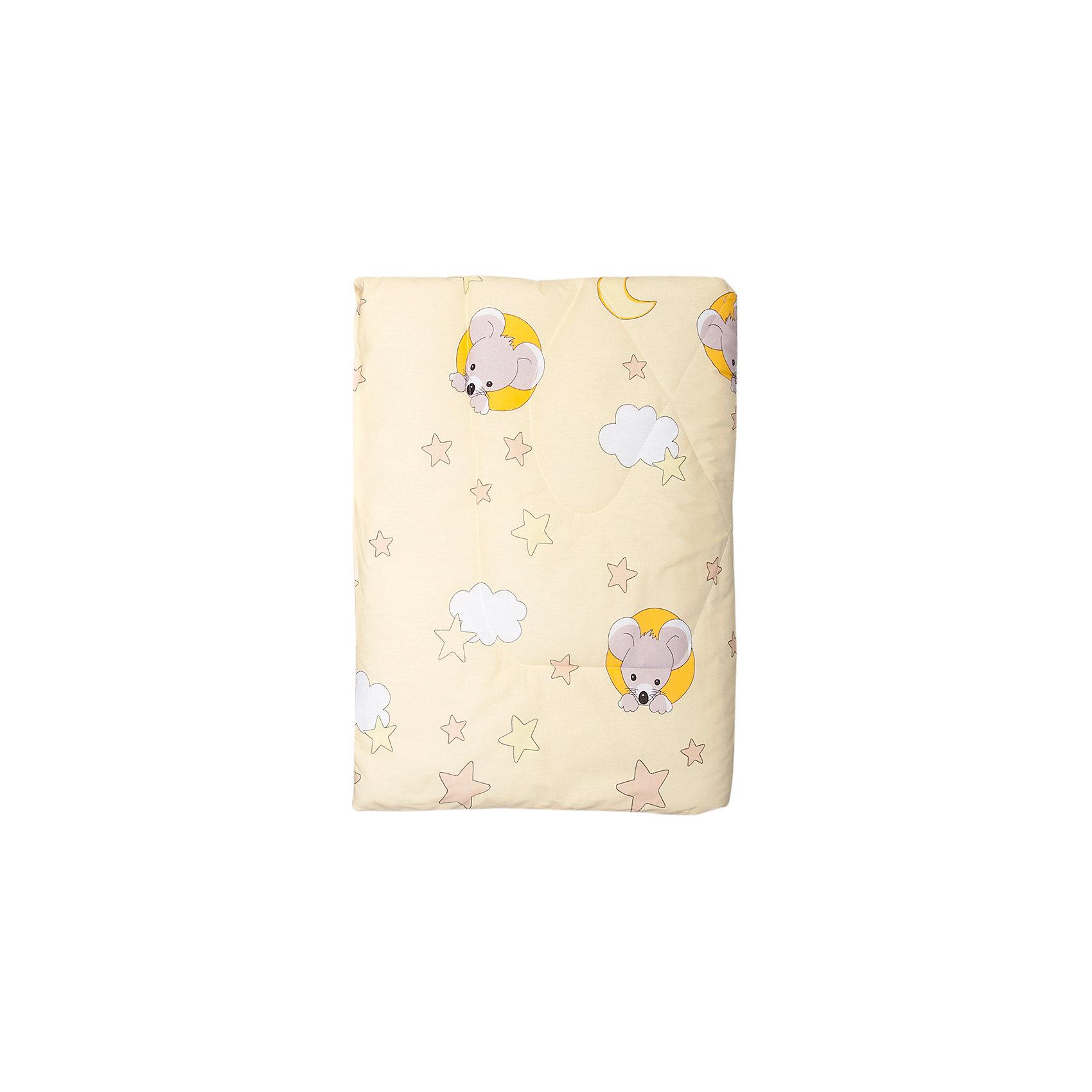 Одеяло холофайбер, 057/4, Сонный ГномикОдеяла, пледы<br>Комплектация: Одеяло<br>Размер, см: 140х110<br>Материал верха: Бязь (100% Хлопок)<br>Наполнитель: Холлофайбер (плотность 200г/кв.м).<br><br>Ширина мм: 65<br>Глубина мм: 15<br>Высота мм: 40<br>Вес г: 900<br>Возраст от месяцев: 0<br>Возраст до месяцев: 36<br>Пол: Унисекс<br>Возраст: Детский<br>SKU: 5454106