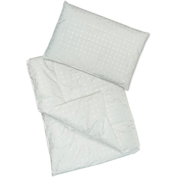 Комплект Одеялос подушкой Эвкалипт, 66, Сонный ГномикОдеяла<br>Комплектация: Одеяло, подушка<br>Размер, см: Одеяло: 110х140, Подушка: 40х60<br>Материал: Тик (100% хлопок)<br>Наполнитель: эвкалиптовое волокно (25%), экофайбер (75%, пэ)<br><br>Ширина мм: 65<br>Глубина мм: 15<br>Высота мм: 75<br>Вес г: 900<br>Возраст от месяцев: 0<br>Возраст до месяцев: 36<br>Пол: Унисекс<br>Возраст: Детский<br>SKU: 5454108
