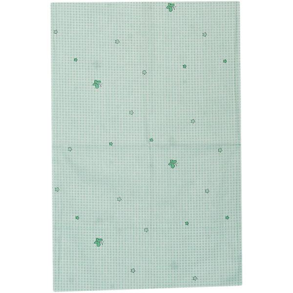 Наволочка Оленята, 327Н/3, Сонный Гномик зеленыйПостельное белье в кроватку новорождённого<br>Размер, см: 60х40<br>Материал верха: Бязь (100% Хлопок)<br><br>Ширина мм: 15<br>Глубина мм: 10<br>Высота мм: 10<br>Вес г: 530<br>Возраст от месяцев: 0<br>Возраст до месяцев: 36<br>Пол: Унисекс<br>Возраст: Детский<br>SKU: 5454127