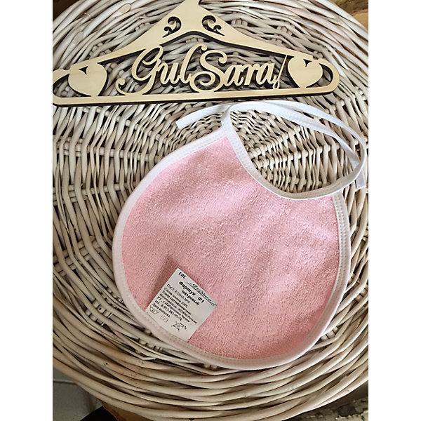 Фартук нагрудный, махровый, розовыйНагрудники и салфетки<br>Характеристики:<br><br>• тип фартука: нагрудный:<br>• ткань: махра;<br>• основание: клеенка;<br>• тип крепления: текстильные завязки;<br>• цвет: фартук однотонный;<br>• размер: 20х20 см.<br><br>Нагрудный фартук GulSara пригодится на этапе введения прикорма, прорезывания зубов при сильном слюноотделение, во время кормления из бутылочки. Нагрудник махровый GulSara изготовлен из натурального материала. Клеенка препятствует просачиванию влаги на одежду малыша. <br><br>Фартук нагрудный, махровый, розовый можно купить в нашем интернет-магазине.<br><br>Ширина мм: 200<br>Глубина мм: 200<br>Высота мм: 10<br>Вес г: 50<br>Возраст от месяцев: 0<br>Возраст до месяцев: 6<br>Пол: Женский<br>Возраст: Детский<br>SKU: 5465365