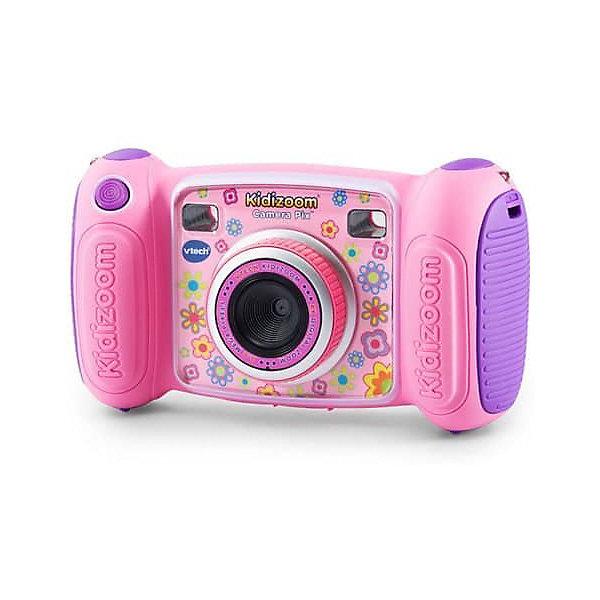 Цифровая камера Kidizoom Pix, розовая, VtechДетские фотоаппараты<br>Характеристики:<br><br>• Материал: пластик <br>• Комплектация: камера, кабель, браслет, инструкция<br>• Разрешение камеры: 0,3 Мп<br>• Встроенный диктофон с функциями изменения голоса<br>• Встроенные приложения для создания спецэффектов<br>• 3 встроенные игры<br>• Объем памяти устройства: 128 МБ (на 1000 фото)<br>• Размеры (Д*Ш*В): 16,2*5,8*9,1 см<br>• Вес: 380 г<br>• Особенности ухода: допускается сухая чистка<br><br>Цифровая камера Kidizoom Pix, розовая, Vtech – это многофункциональный интерактивный гаджет от французского производителя, который является мировым лидером по выпуску электронных обучающих устройств и игрушек. <br><br>Эта уникальная камера относятся к последнему поколению цифровых обучающих устройств для детей. Многофункциональное устройство включает в себя множество полезных и необходимых функций, которые позволят вашему ребенку осваивать современные технологии в фото и видеосъемке. <br><br>Камера имеет компактный размер и легкий вес, благодаря чему ее можно брать с собой на велосипедные прогулки, в путешествия или экспедиции. <br>Большой объем памяти позволяет хранить до 1000 снимков. Различные встроенные функции позволят обрабатывать и оформлять изображения, создавать из них анимированные ролики. <br><br>Цифровую камеру Kidizoom Pix, розовая, Vtech можно купить в нашем интернет-магазине.<br><br>Ширина мм: 203<br>Глубина мм: 279<br>Высота мм: 71<br>Вес г: 600<br>Возраст от месяцев: 72<br>Возраст до месяцев: 108<br>Пол: Женский<br>Возраст: Детский<br>SKU: 5471082