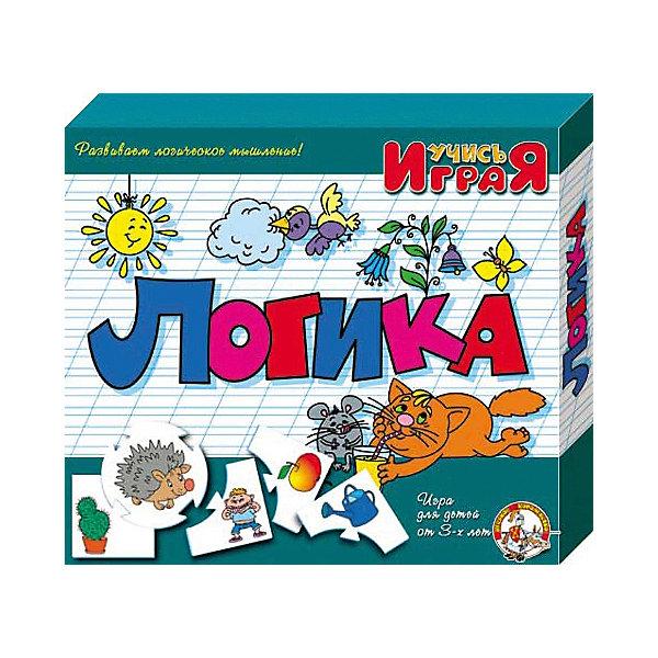 Игра обучающая  Логика, Десятое королевствоКниги для развития мышления<br>Игра обучающая Логика, Десятое королевство<br><br>Характеристики:<br><br>• Возраст: от 3 лет<br>• Количество игроков: от 1 до 10<br>• В комплекте: 10 карточек заданий, 4 карточки с ответами<br><br>В этой увлекательной обучающей игре могут участвовать одновременно от 1 до 10 детей! В наборе содержатся 10 карточек-заданий, на которых изображены рисунки. К каждой необходимо найти 4 карточки-ответа, чтобы дополнить их содержание. В процессе игры дети работают над мелкой моторикой и расширяют свои знания и представления об окружающем мире.<br><br>Игра обучающая Логика, Десятое королевство можно купить в нашем интернет-магазине.<br><br>Ширина мм: 230<br>Глубина мм: 200<br>Высота мм: 35<br>Вес г: 230<br>Возраст от месяцев: 84<br>Возраст до месяцев: 2147483647<br>Пол: Унисекс<br>Возраст: Детский<br>SKU: 5471698