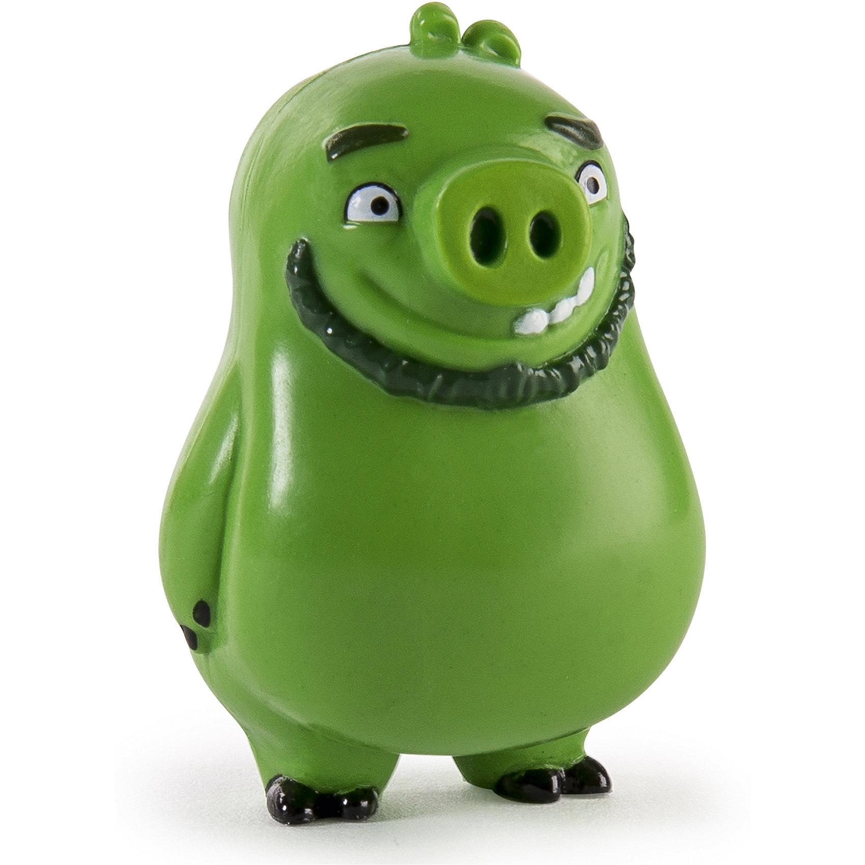 Коллекционная фигурка Леонард, Angry BirdsФигурки из мультфильмов<br>Характеристики товара:<br><br>• материал: пластик<br>• высота: 5 см<br>• вес: 20 г<br>• размер упаковки: 13х5х12 см<br>• хорошая детализация<br>• качественные безопасные краски<br>• возраст: от 4 лет<br>• страна бренда: Канада<br><br>Эта фигурка станет отличным подарком для маленького любителя мультфильма и игры «Angry Birds». Она отлично проработана, качественные краски стойкие и безопасные для ребенка.<br><br>Коллекционную фигурку Свинья, Angry Birds, от бренда Spin Master можно купить в нашем интернет-магазине.<br><br>Ширина мм: 131<br>Глубина мм: 123<br>Высота мм: 45<br>Вес г: 23<br>Возраст от месяцев: 48<br>Возраст до месяцев: 96<br>Пол: Унисекс<br>Возраст: Детский<br>SKU: 5471892