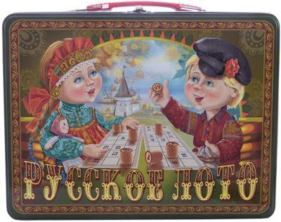 Русское лото в чемоданчике Посиделки , Десятое королевство