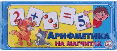 Магнитные карточки Арифметика на магнитах , Десятое королевство