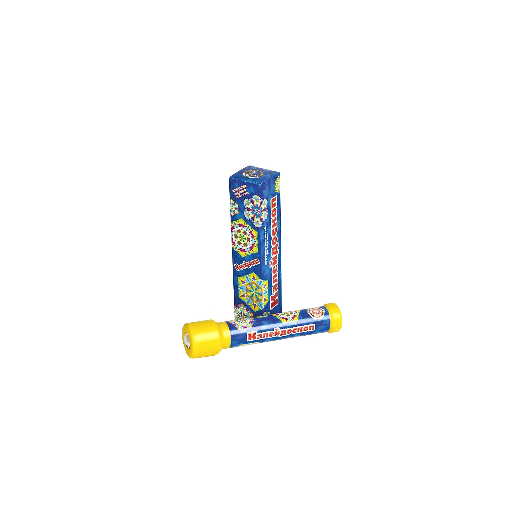 Калейдоскоп, Десятое королевствоИгрушки-антистресс<br>Калейдоскоп, Десятое королевство<br><br>Характеристики: <br><br>• Возраст: от 3 лет<br>• Материал: пластик<br>• Размер игрушки: длина 22см, диаметр 4см<br><br>Этот уникальный оптический калейдоскоп изготовлен из пластика и стекла. Благодаря тому, что внутри него не содержится цветных стеклышек - он полностью безопасен для малышей. <br><br>Узоры получаются за счет отражения от поверхности, на которую направлен калейдоскоп, а так же благодаря увеличительному стеклу и системе зеркал. Лучше всего использовать его при ярком солнечном свете.<br><br>Калейдоскоп, Десятое королевство можно купить в нашем интернет-магазине.<br><br>Ширина мм: 215<br>Глубина мм: 45<br>Высота мм: 45<br>Вес г: 121<br>Возраст от месяцев: 36<br>Возраст до месяцев: 60<br>Пол: Унисекс<br>Возраст: Детский<br>SKU: 5473765