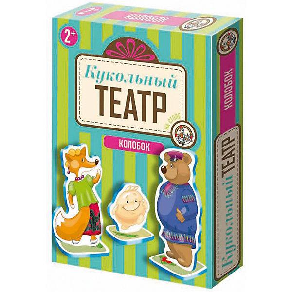 Купить Кукольный театр на столе Колобок , Десятое королевство, Россия, Унисекс