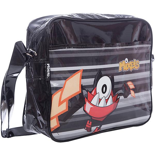 Сумка Lucky bag, Mixels, цвет красный с серымДетские сумки<br>Характеристики товара:<br><br>• тип:сумка<br>• цвет: серый с красным<br>• материал: полиэстер<br>• вид застежки: молния<br>• фактура материала: текстильный<br>• размеры : 26х32х8,5 см<br>• количество отделений: 1 шт.<br>• назначение ремня: через плечо<br>• карманы: внутренний открытый<br>• вид сумки: маленькая; через плечо<br>• сезон: круглогодичный<br>• пол: для мальчика и девочки<br>• бренд: Limpopo<br>• страна бренда: США<br>• страна производитель: Китай<br><br>Сумка Lucky bag LEGO Mixels отделение на молнии, передний карман, регулируемый плечевой ремень  серый с красным 26х32х8,5 см<br><br>Сумку Lucky bag LEGO Mixels можно купить в нашем интернет-магазине.<br><br>Ширина мм: 380<br>Глубина мм: 400<br>Высота мм: 280<br>Вес г: 320<br>Возраст от месяцев: 48<br>Возраст до месяцев: 96<br>Пол: Мужской<br>Возраст: Детский<br>SKU: 5475522