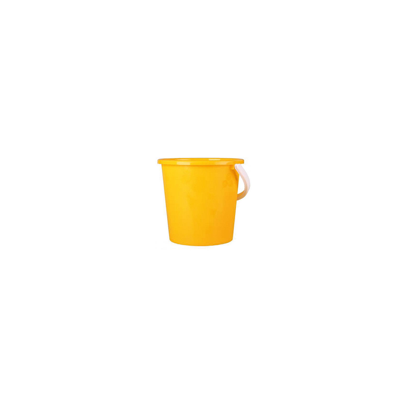 Ведро 3л, Alternativa, желтыйВедро Садовод 3л, Alternativa (Альтернатива), желтый <br><br>Характеристики:<br><br>• удобная ручка с выступом<br>• объем: 3 литра<br>• материал: пластик<br>• размер: 20х19х17,5 см<br>• цвет: желтый<br><br>Для ухода за садом и огородом вам поможет ведро Садовод. В ведро можно налить необходимое количество воды или сложить в него предметы для ухода за садом. Оно изготовлено из прочного пластика и имеет удобную ручку с выступом. Объем ведра - 3 литра.<br><br>Ведро Садовод 3л, Alternativa (Альтернатива), желтый  вы можете купить в нашем интернет-магазине.<br><br>Ширина мм: 200<br>Глубина мм: 190<br>Высота мм: 175<br>Вес г: 500<br>Возраст от месяцев: 216<br>Возраст до месяцев: 1188<br>Пол: Унисекс<br>Возраст: Детский<br>SKU: 5475635