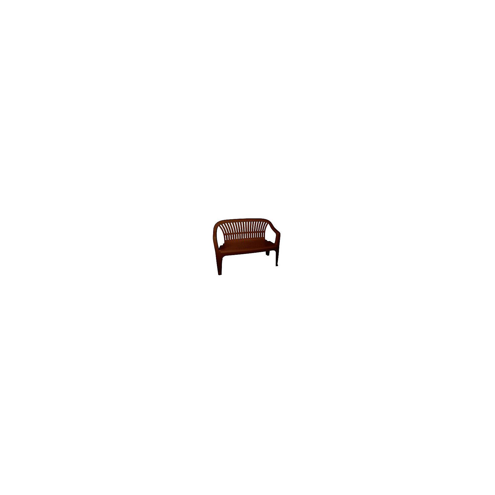 Скамейка со спинкой Престиж 115х60х81, Alternativa, темно-коричневыйДетские столы и стулья<br>Скамейка со спинкой Престиж 115х60х81, Alternativa (Альтернатива), тёмно-коричневый<br><br>Характеристики:<br><br>• классический дизайн<br>• легко мыть<br>• изготовлена из прочного пластика<br>• размер: 115х60х81 см<br>• цвет: темно-коричневый<br>• вес: 5,7 кг<br><br>Престиж - классическая скамейка из качественного пластика. Она обладает высокой прочностью, устойчивостью. Кроме того, скамейку легко очистить от загрязнений. Вы сможете с комфортом отдохнуть в саду или на даче. Классический дизайн скамейки хорошо подойдет к любому помещению.<br><br>Скамейку со спинкой Престиж 115х60х81, Alternativa (Альтернатива), тёмно-коричневый можно купить в нашем интернет-магазине.<br><br>Ширина мм: 1150<br>Глубина мм: 600<br>Высота мм: 810<br>Вес г: 5700<br>Возраст от месяцев: 216<br>Возраст до месяцев: 1188<br>Пол: Унисекс<br>Возраст: Детский<br>SKU: 5475657