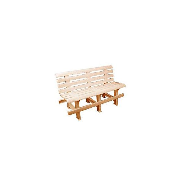 Скамейка со спинкой 120х40х70, Alternativa, бежевыйДетские столы и стулья<br>Скамейка со спинкой 120х40х70, Alternativa (Альтернатива), бежевый<br><br>Характеристики:<br><br>• вместительное сидение<br>• удобная спинка<br>• размер: 120х40х70 см<br>• материал: пластик<br>• цвет: бежевый<br>• вес: 7,598 кг<br><br>Скамейка от российского производителя Альтернатива изготовлена высококачественного пластика с хорошей износостойкостью. Скамейка легко собирается и устойчиво располагается на любой поверхности. Вы сможете с комфортом отдохнуть на природе или в доме.<br><br>Скамейку со спинкой 120х40х70, Alternativa (Альтернатива), бежевый вы можете купить в нашем интернет-магазине.<br><br>Ширина мм: 1200<br>Глубина мм: 400<br>Высота мм: 700<br>Вес г: 7598<br>Возраст от месяцев: 216<br>Возраст до месяцев: 1188<br>Пол: Унисекс<br>Возраст: Детский<br>SKU: 5475658