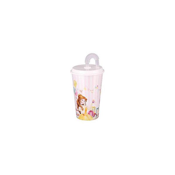 Стакан Принцессы -Дисней с крыш. и трубоч. 0,5л, AlternativaДетская посуда<br>Стакан Принцессы -Дисней с крыш. и трубоч. 0,5л, Alternativa (Альтернатива)<br><br>Характеристики:<br><br>• защитное отверстие для трубочки<br>• красочный рисунок с изображением принцесс Диснея<br>• объем: 500 мл<br>• диаметр: 9 см<br>• размер: 9х9х18 см<br>• вес: 200 грамм<br>• материал: пластик<br><br>С принцессами из Диснеевских мультфильмов пить любимые напитки еще приятнее! Стакан оформлен красочным изображением Золушки, Белль и Рапунцель. Рисунок не стирается после частого использования. Стакан имеет трубочку и крышку с защитным отверстием для трубочки. Объем стакана - 500 мл.<br><br>Стакан Принцессы -Дисней с крыш. и трубоч. 0,5л, Alternativa (Альтернатива) можно купить в нашем интернет-магазине.<br><br>Ширина мм: 250<br>Глубина мм: 150<br>Высота мм: 250<br>Вес г: 200<br>Возраст от месяцев: 36<br>Возраст до месяцев: 1188<br>Пол: Женский<br>Возраст: Детский<br>SKU: 5475661