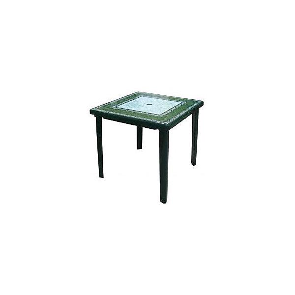 Стол Малахит квадр.800х800х740, Alternativa, тёмно-зеленыйДетские столы и стулья<br>Стол Малахит квадр.800х800х740, Alternativa (Альтернатива), тёмно-зеленый<br><br>Характеристики:<br><br>• яркий узор на поверхности<br>• цвет: темно-зеленый<br>• размер: 80х80х74 см<br>• материал: полипропилен<br>• вес: 4,594 кг<br><br>Стол Малахит от российского производителя Альтернатива изготовлен из полипропилена. Он неприхотлив в уходе, легко очищается от загрязнений, а его ножки устойчиво располагаются на поверхности. Поверхность стола оформлена ярким мозаичным узором, прекрасно дополняющим любой интерьер.<br><br>Стол Малахит квадр.800х800х740, Alternativa (Альтернатива), тёмно-зеленый вы можете купить в нашем интернет-магазине.<br>Ширина мм: 800; Глубина мм: 800; Высота мм: 740; Вес г: 4594; Возраст от месяцев: 216; Возраст до месяцев: 1188; Пол: Унисекс; Возраст: Детский; SKU: 5475671;