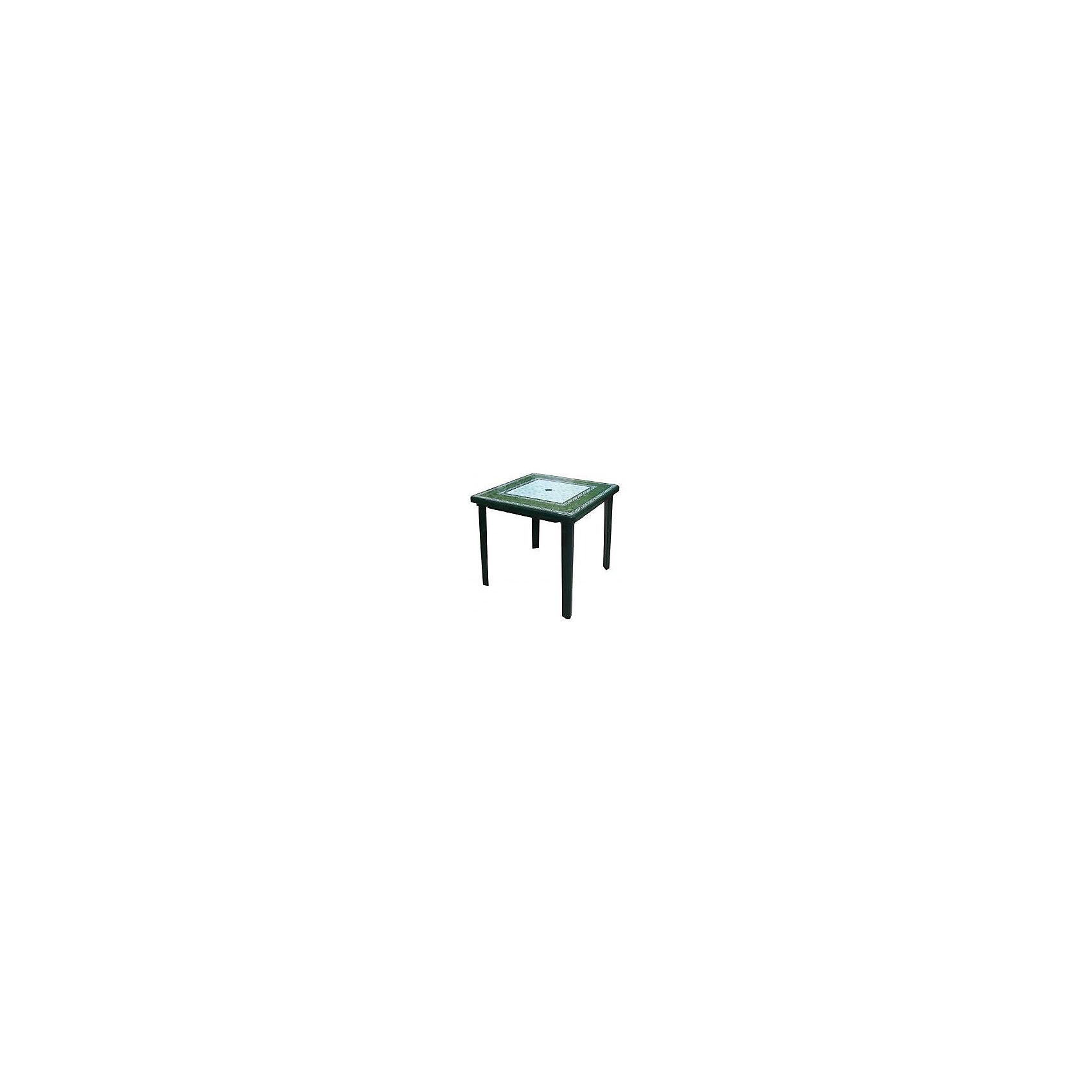 Стол Малахит квадр.800х800х740, Alternativa, тёмно-зеленыйМебель<br>Стол Малахит квадр.800х800х740, Alternativa (Альтернатива), тёмно-зеленый<br><br>Характеристики:<br><br>• яркий узор на поверхности<br>• цвет: темно-зеленый<br>• размер: 80х80х74 см<br>• материал: полипропилен<br>• вес: 4,594 кг<br><br>Стол Малахит от российского производителя Альтернатива изготовлен из полипропилена. Он неприхотлив в уходе, легко очищается от загрязнений, а его ножки устойчиво располагаются на поверхности. Поверхность стола оформлена ярким мозаичным узором, прекрасно дополняющим любой интерьер.<br><br>Стол Малахит квадр.800х800х740, Alternativa (Альтернатива), тёмно-зеленый вы можете купить в нашем интернет-магазине.<br><br>Ширина мм: 800<br>Глубина мм: 800<br>Высота мм: 740<br>Вес г: 4594<br>Возраст от месяцев: 216<br>Возраст до месяцев: 1188<br>Пол: Унисекс<br>Возраст: Детский<br>SKU: 5475671