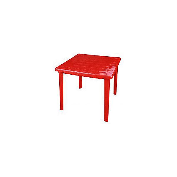 Стол квадратный 800х800х740, Alternativa, красныйДетские столы и стулья<br>Стол квадратный 800х800х740, Alternativa (Альтернатива), красный<br><br>Характеристики:<br><br>• лаконичный дизайн<br>• устойчивые ножки<br>• цвет: красный<br>• размер: 80х80х74 см<br>• форма: квадратный<br>• вес: 4,594 кг<br><br>Стол от российского производителя Альтернатива - прекрасный выбор для любителей качественных изделий из пластмассы. Он имеет лаконичный дизайн, подходящий к любой окружающей среде. Стол изготовлен из прочного пластика. Он обладает хорошей износостойкостью и устойчивостью, поэтому использовать его удобно не только дома, но и на даче или отдыхе на природе.<br><br>Стол квадратный 800х800х740, Alternativa (Альтернатива), красный можно купить в нашем интернет-магазине.<br>Ширина мм: 800; Глубина мм: 800; Высота мм: 740; Вес г: 4594; Возраст от месяцев: 216; Возраст до месяцев: 1188; Пол: Унисекс; Возраст: Детский; SKU: 5475676;
