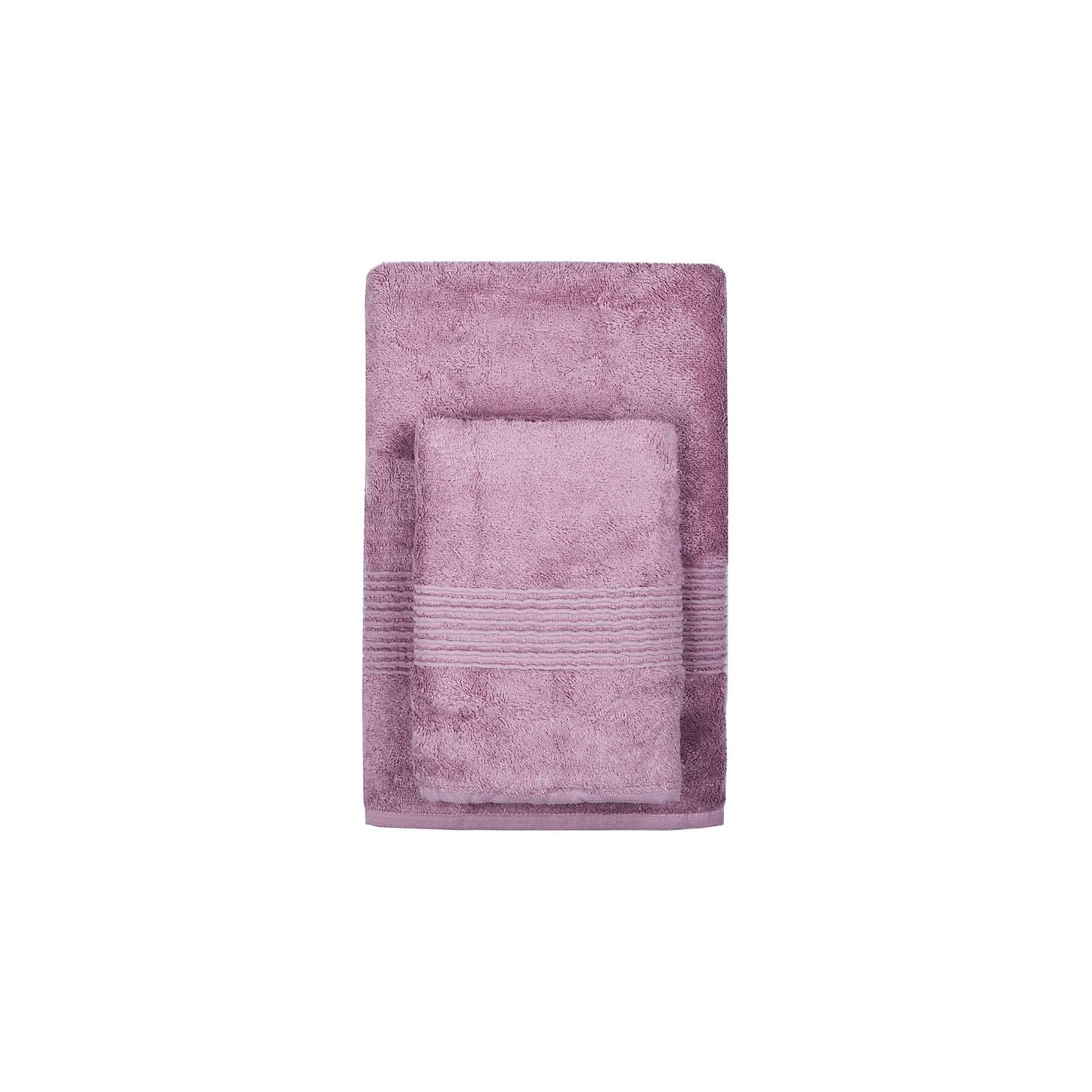 Полотенце махровое Maison Bambu, 70*140, TAC, сиреневый (leylak)Ванная комната<br>Характеристики:<br><br>• Вид домашнего текстиля: махровое полотенце<br>• Размеры полотенца: 70*140 см<br>• Рисунок: без рисунка<br>• Декоративные элементы: бордюр<br>• Материал: хлопок, 50% хлопок; бамбук, 50%<br>• Цвет: сиреневый<br>• Плотность полотна: 550 гр/м2 <br>• Вес: 550 г<br>• Размеры упаковки (Д*Ш*В): 37*5*25 см<br>• Особенности ухода: машинная стирка <br><br>Полотенце махровое Maison Bambu, 70*140, TAC, сиреневый (leylak) от наиболее популярного бренда на отечественном рынке среди производителей комплектов постельного белья и текстильных принадлежностей, выпуском которого занимается производственная компания, являющаяся частью мирового холдинга Zorlu Holding Textiles Group. Полотенце выполнено из сочетания натурального хлопка и бамбукового волокна, что обеспечивает гипоаллергенность, высокую износоустойчивость, повышенные гигкоскопические и антибактериальные свойства изделия. <br><br>Благодаря высокой степени плотности махры, полотенце отлично впитывает влагу, но при этом остается мягким. Ворс окрашен стойкими нетоксичными красителями, который не оставляет запаха и обеспечивает ровный окрас. Полотенце сохраняет свой цвет и форму даже при частых стирках. Выполнено в сиреневом цвете без рисунка, декорировано бордюром.<br><br>Полотенце махровое Maison Bambu, 70*140, TAC, сиреневый (leylak) можно купить в нашем интернет-магазине.<br><br>Ширина мм: 250<br>Глубина мм: 30<br>Высота мм: 350<br>Вес г: 500<br>Возраст от месяцев: 216<br>Возраст до месяцев: 1188<br>Пол: Унисекс<br>Возраст: Детский<br>SKU: 5476328