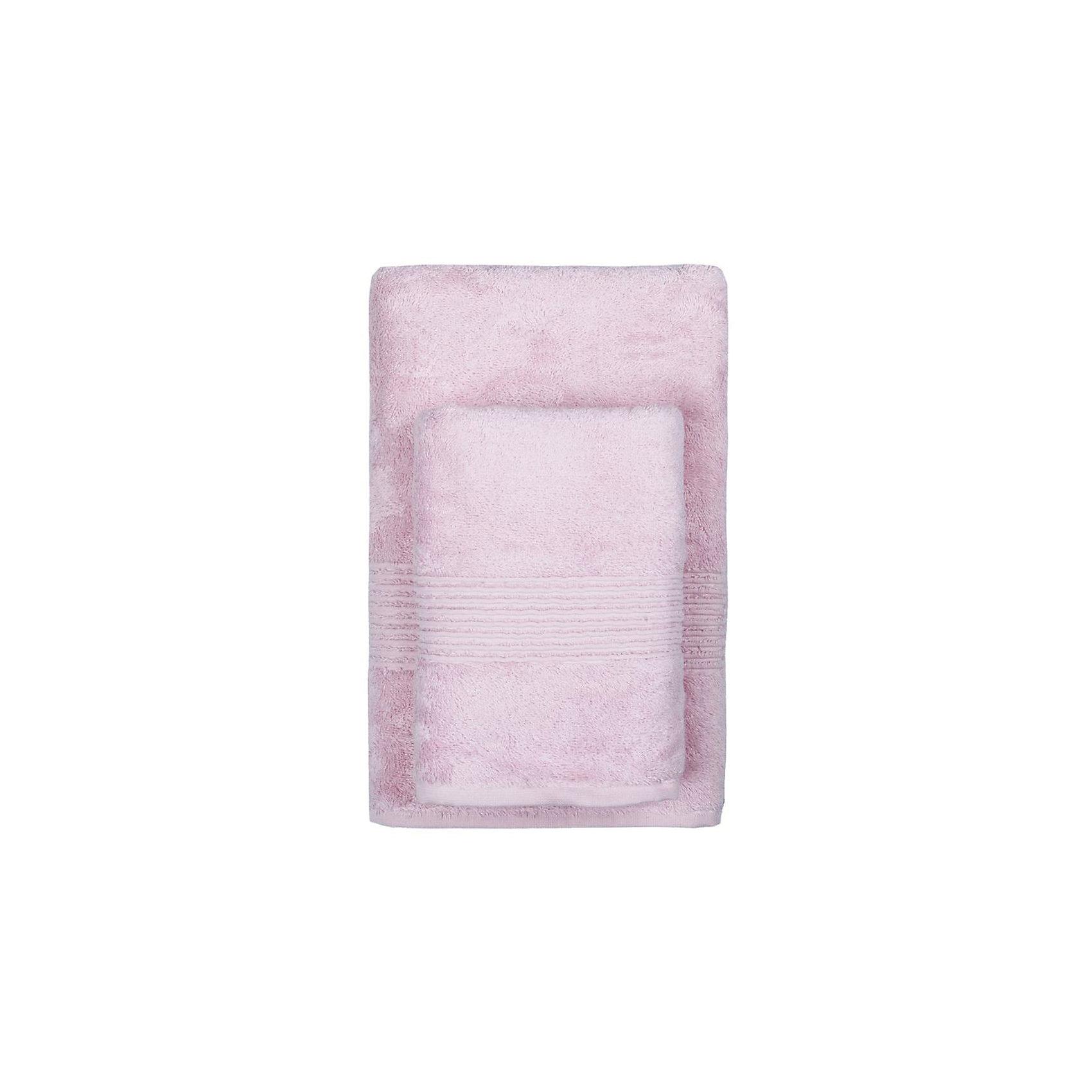 Полотенце махровое Maison Bambu, 70*140, TAC, розовый (pudra)Ванная комната<br>Характеристики:<br><br>• Вид домашнего текстиля: махровое полотенце<br>• Размеры полотенца: 70*140 см<br>• Рисунок: без рисунка<br>• Декоративные элементы: бордюр<br>• Материал: хлопок, 50% хлопок; бамбук, 50%<br>• Цвет: розовый<br>• Плотность полотна: 550 гр/м2 <br>• Вес: 550 г<br>• Размеры упаковки (Д*Ш*В): 37*5*25 см<br>• Особенности ухода: машинная стирка <br><br>Полотенце махровое Maison Bambu, 70*140, TAC, розовый (pudra) от наиболее популярного бренда на отечественном рынке среди производителей комплектов постельного белья и текстильных принадлежностей, выпуском которого занимается производственная компания, являющаяся частью мирового холдинга Zorlu Holding Textiles Group. Полотенце выполнено из сочетания натурального хлопка и бамбукового волокна, что обеспечивает гипоаллергенность, высокую износоустойчивость, повышенные гигкоскопические и антибактериальные свойства изделия. <br><br>Благодаря высокой степени плотности махры, полотенце отлично впитывает влагу, но при этом остается мягким. Ворс окрашен стойкими нетоксичными красителями, который не оставляет запаха и обеспечивает ровный окрас. Полотенце сохраняет свой цвет и форму даже при частых стирках. Выполнено в розовом цвете без рисунка, декорировано бордюром.<br><br>Полотенце махровое Maison Bambu, 70*140, TAC, розовый (pudra) можно купить в нашем интернет-магазине.<br><br>Ширина мм: 250<br>Глубина мм: 30<br>Высота мм: 350<br>Вес г: 500<br>Возраст от месяцев: 216<br>Возраст до месяцев: 1188<br>Пол: Унисекс<br>Возраст: Детский<br>SKU: 5476333