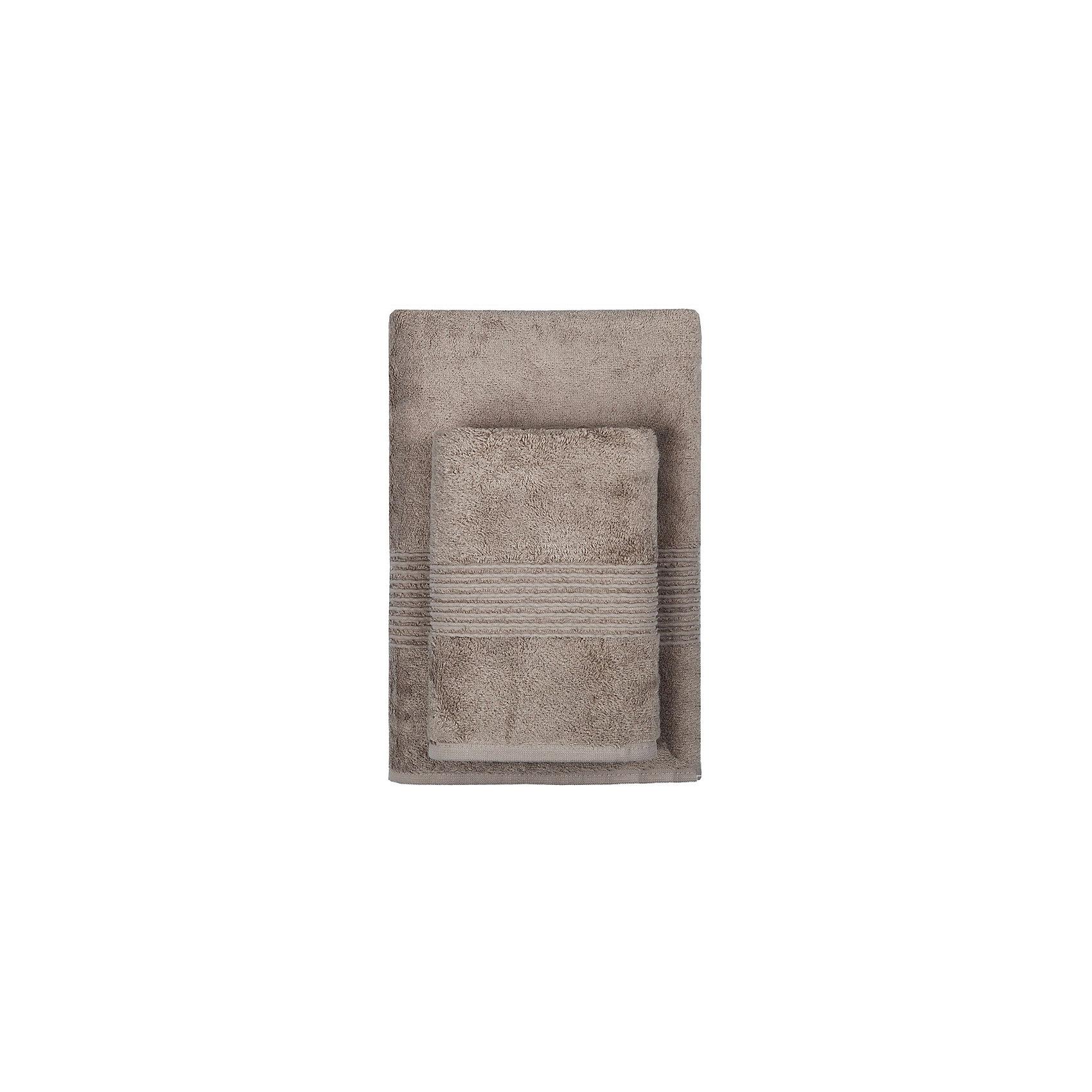 Полотенце махровое Maison Bambu, 50*90, TAC, коричневый (toprak)Характеристики:<br><br>• Вид домашнего текстиля: махровое полотенце<br>• Размеры полотенца: 50*90 см<br>• Рисунок: без рисунка<br>• Декоративные элементы: бордюр<br>• Материал: хлопок, 50% хлопок; бамбук, 50%<br>• Цвет: коричневый<br>• Плотность полотна: 550 гр/м2 <br>• Вес: 260 г<br>• Размеры упаковки (Д*Ш*В): 25*4*25 см<br>• Особенности ухода: машинная стирка <br><br>Полотенце махровое Maison Bambu, 50*90, TAC, коричневый (toprak) от наиболее популярного бренда на отечественном рынке среди производителей комплектов постельного белья и текстильных принадлежностей, выпуском которого занимается производственная компания, являющаяся частью мирового холдинга Zorlu Holding Textiles Group. Полотенце выполнено из сочетания натурального хлопка и бамбукового волокна, что обеспечивает гипоаллергенность, высокую износоустойчивость, повышенные гигкоскопические и антибактериальные свойства изделия. <br><br>Благодаря высокой степени плотности махры, полотенце отлично впитывает влагу, но при этом остается мягким. Ворс окрашен стойкими нетоксичными красителями, который не оставляет запаха и обеспечивает ровный окрас. Полотенце сохраняет свой цвет и форму даже при частых стирках. Выполнено в коричневом цвете без рисунка, декорировано бордюром.<br><br>Полотенце махровое Maison Bambu, 50*90, TAC, коричневый (toprak) можно купить в нашем интернет-магазине.<br><br>Ширина мм: 250<br>Глубина мм: 30<br>Высота мм: 230<br>Вес г: 300<br>Возраст от месяцев: 216<br>Возраст до месяцев: 1188<br>Пол: Унисекс<br>Возраст: Детский<br>SKU: 5476338